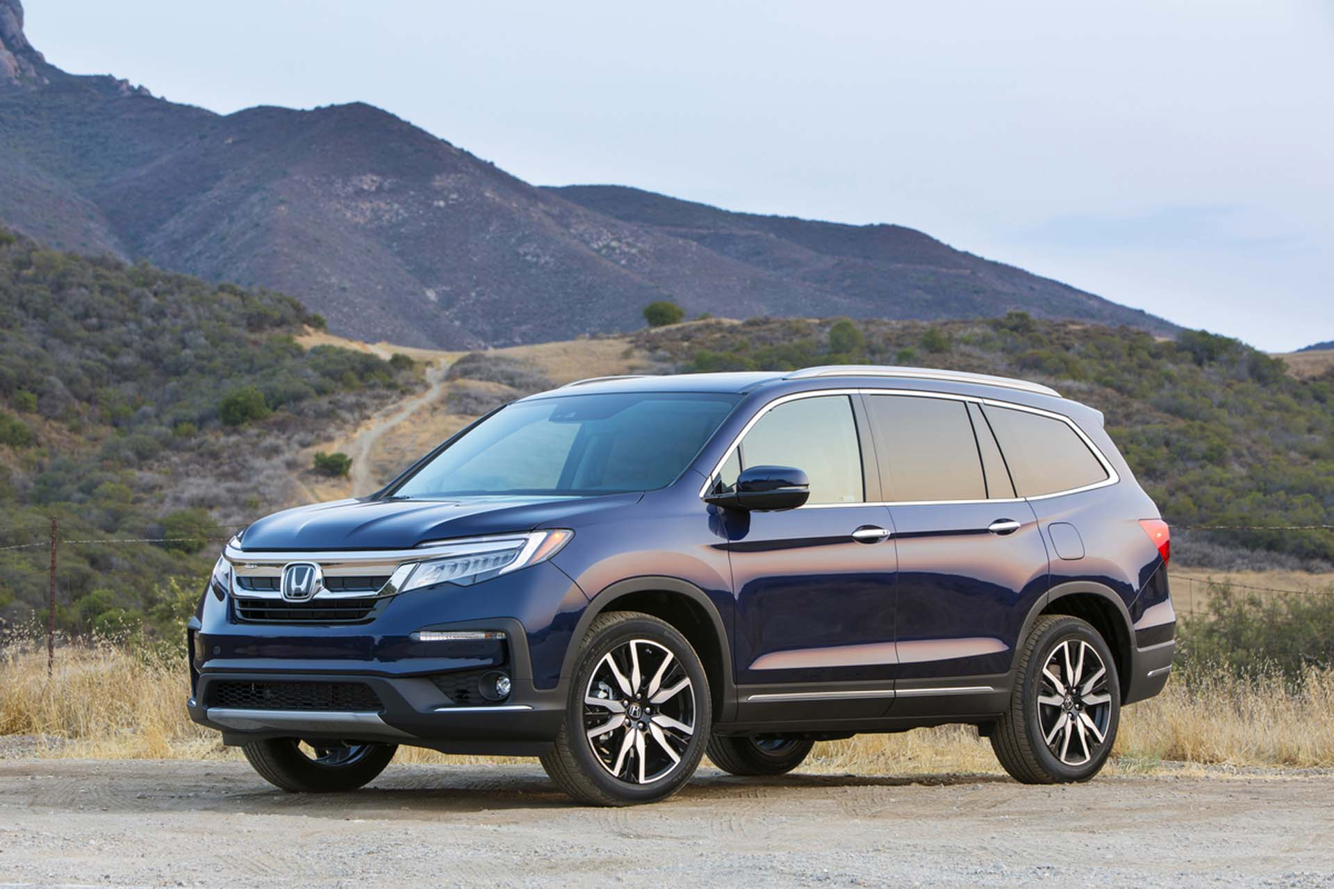 2020 Honda Pilot Review Ratings Specs Prices And Photos