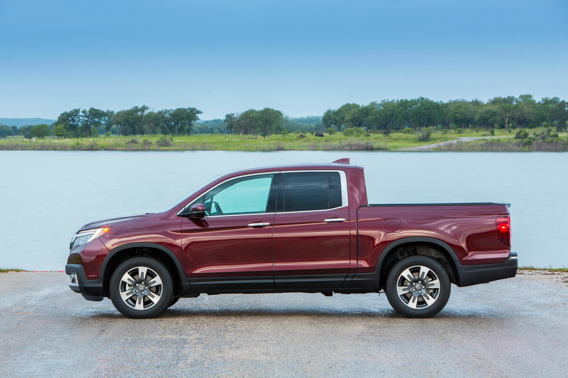 2020 Honda Ridgeline Wallpaper