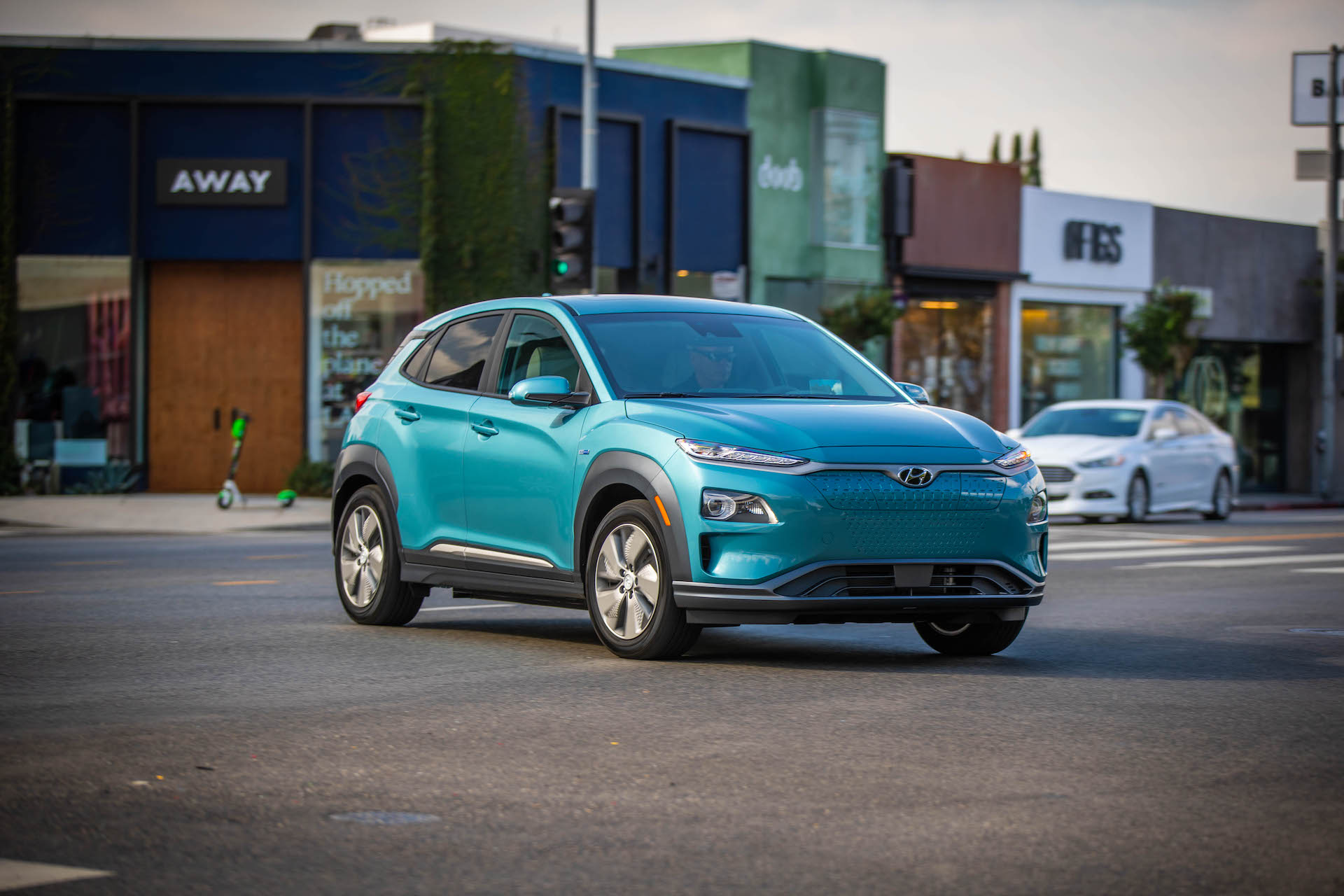 Fire concern prompts stop-sale, US recall for 2019-2020 Hyundai Kona E... image
