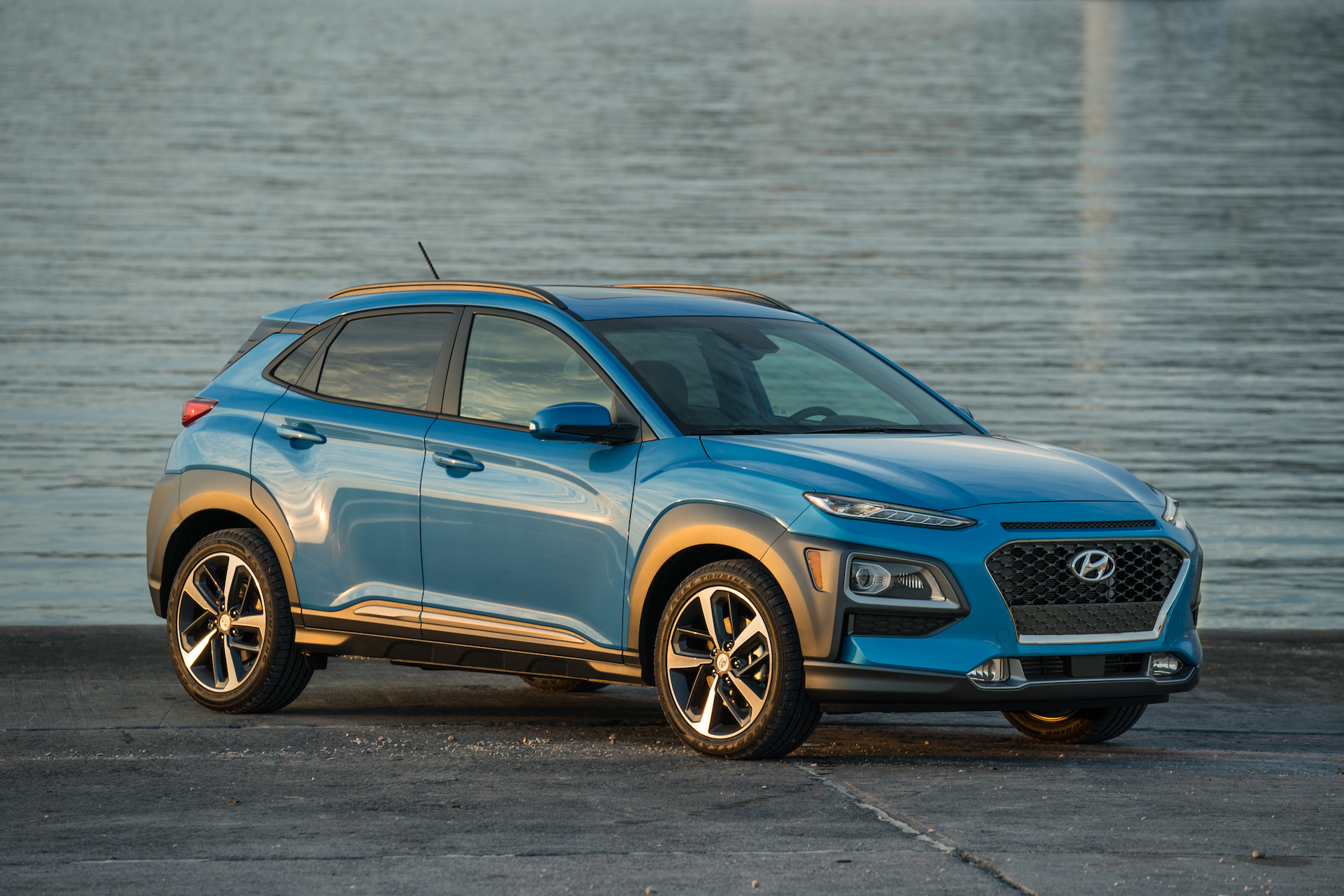 2020 Hyundai Kona Review Ratings Specs Prices And Photos The Car Connection