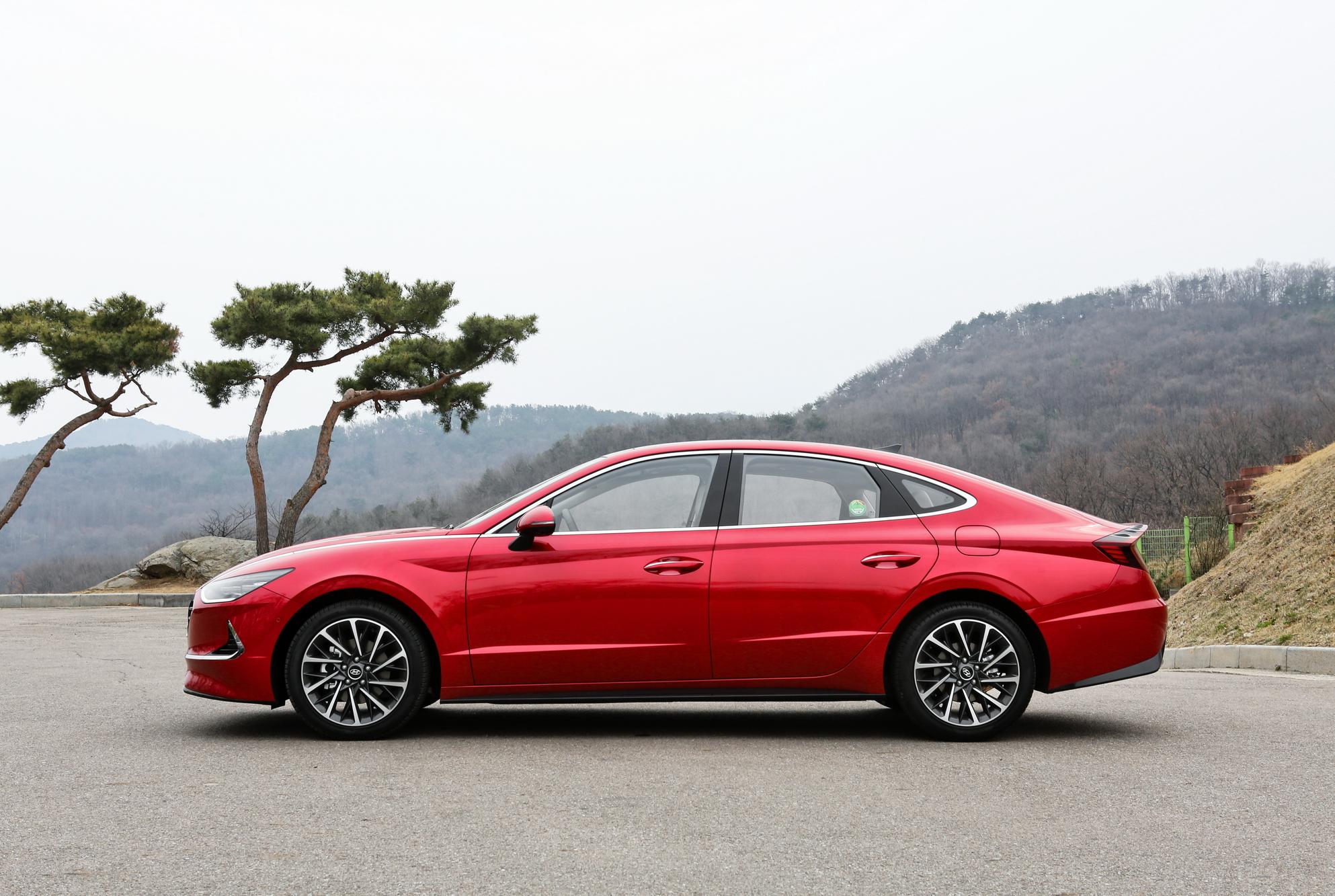 2020 Hyundai Sonata will emit less with new valve-duration ...