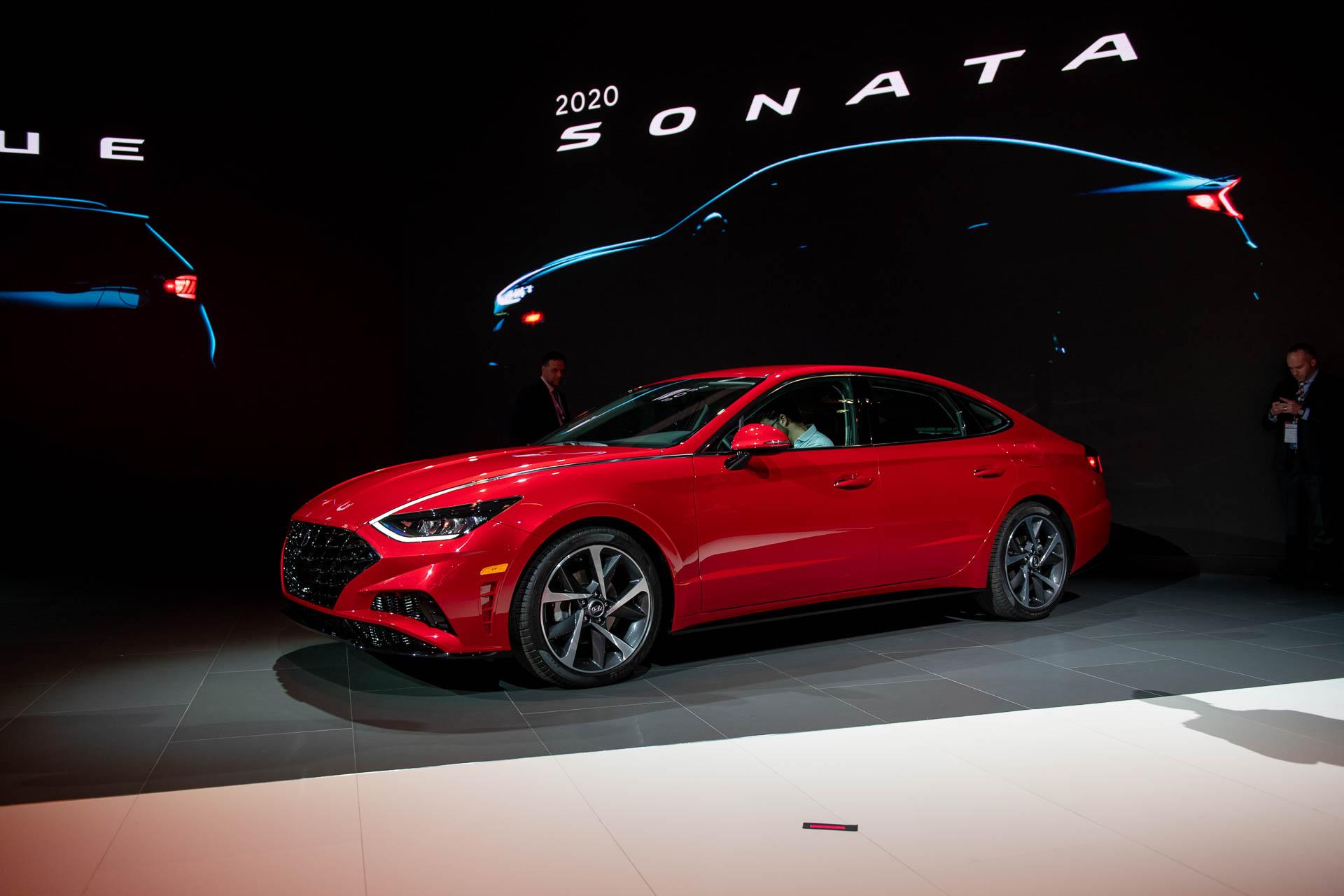 2020 Hyundai Sonata ready to shine brightly
