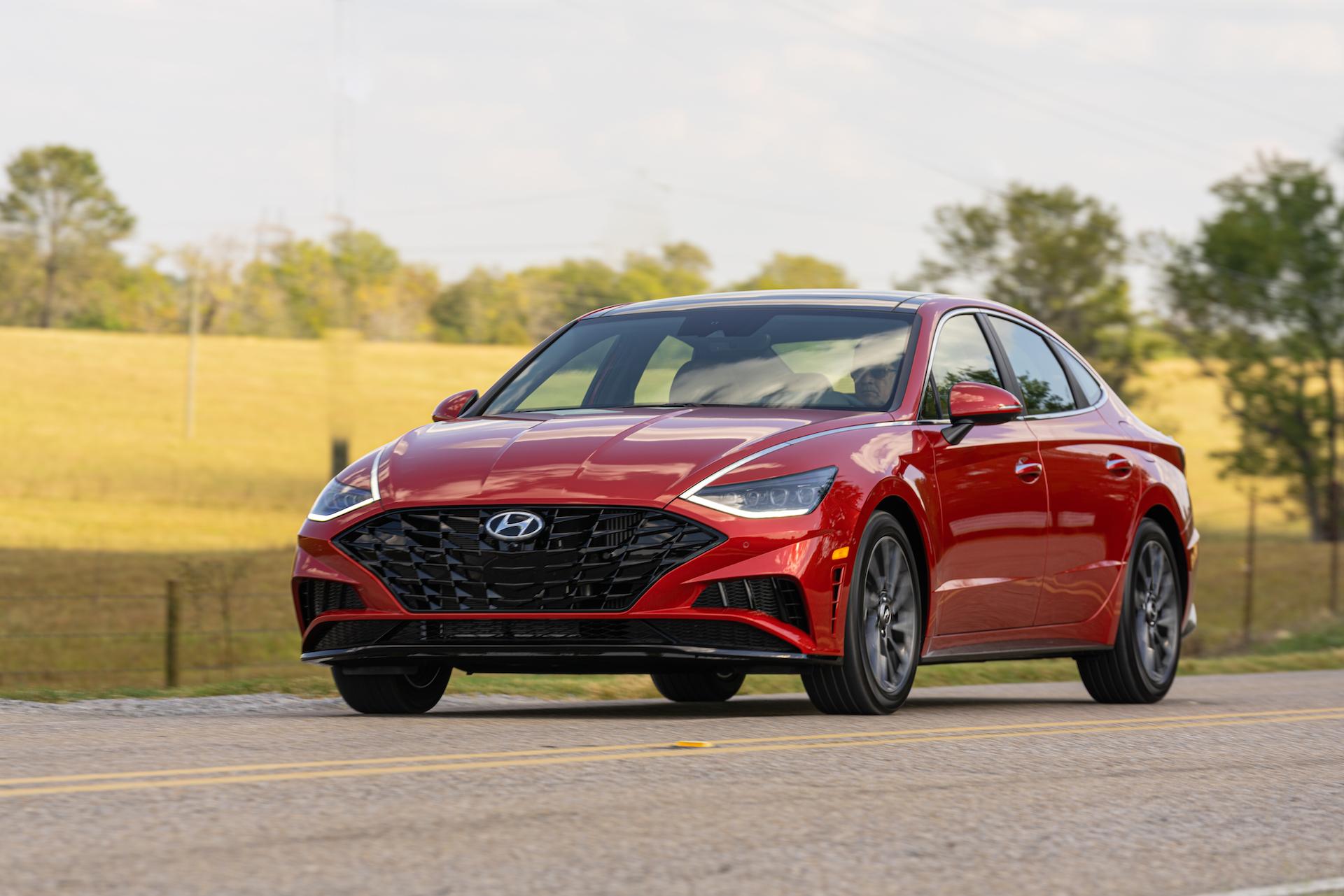 2020 Hyundai Sonata Has A Modest Price Bump For A Big Jump