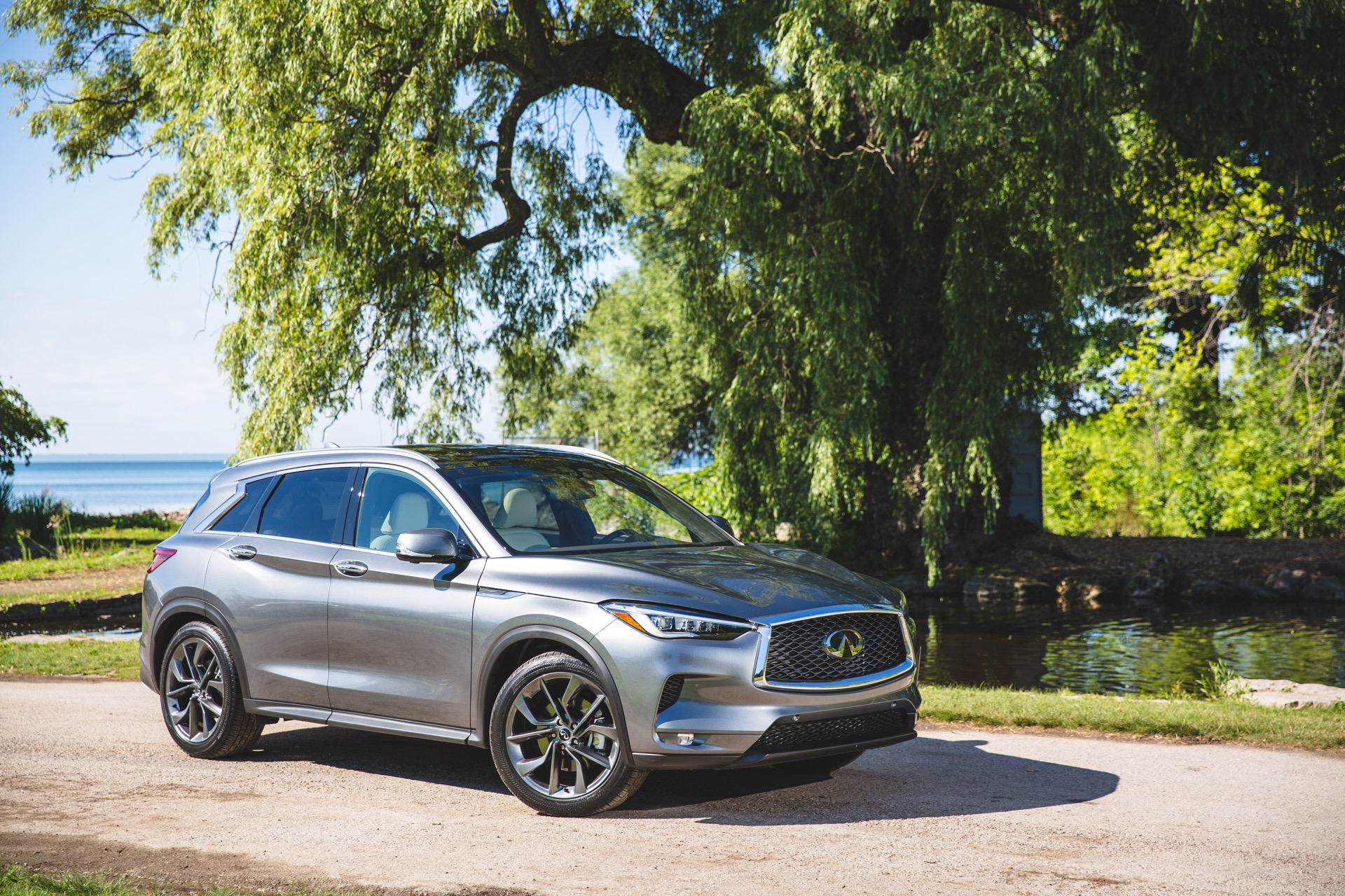 2020 INFINITI QX50 Review, Ratings, Specs, Prices, and Photos