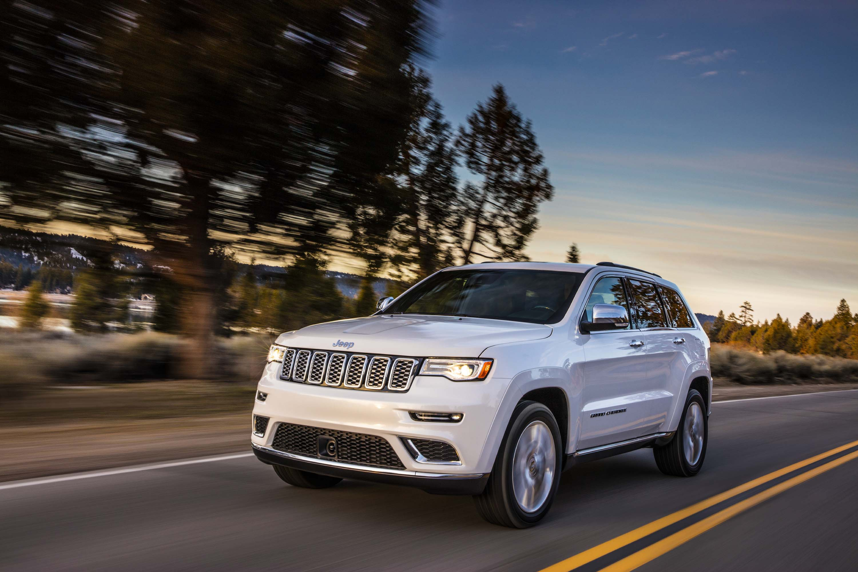 2020 Jeep Grand Cherokee Review Ratings Specs Prices And Photos The Car Connection