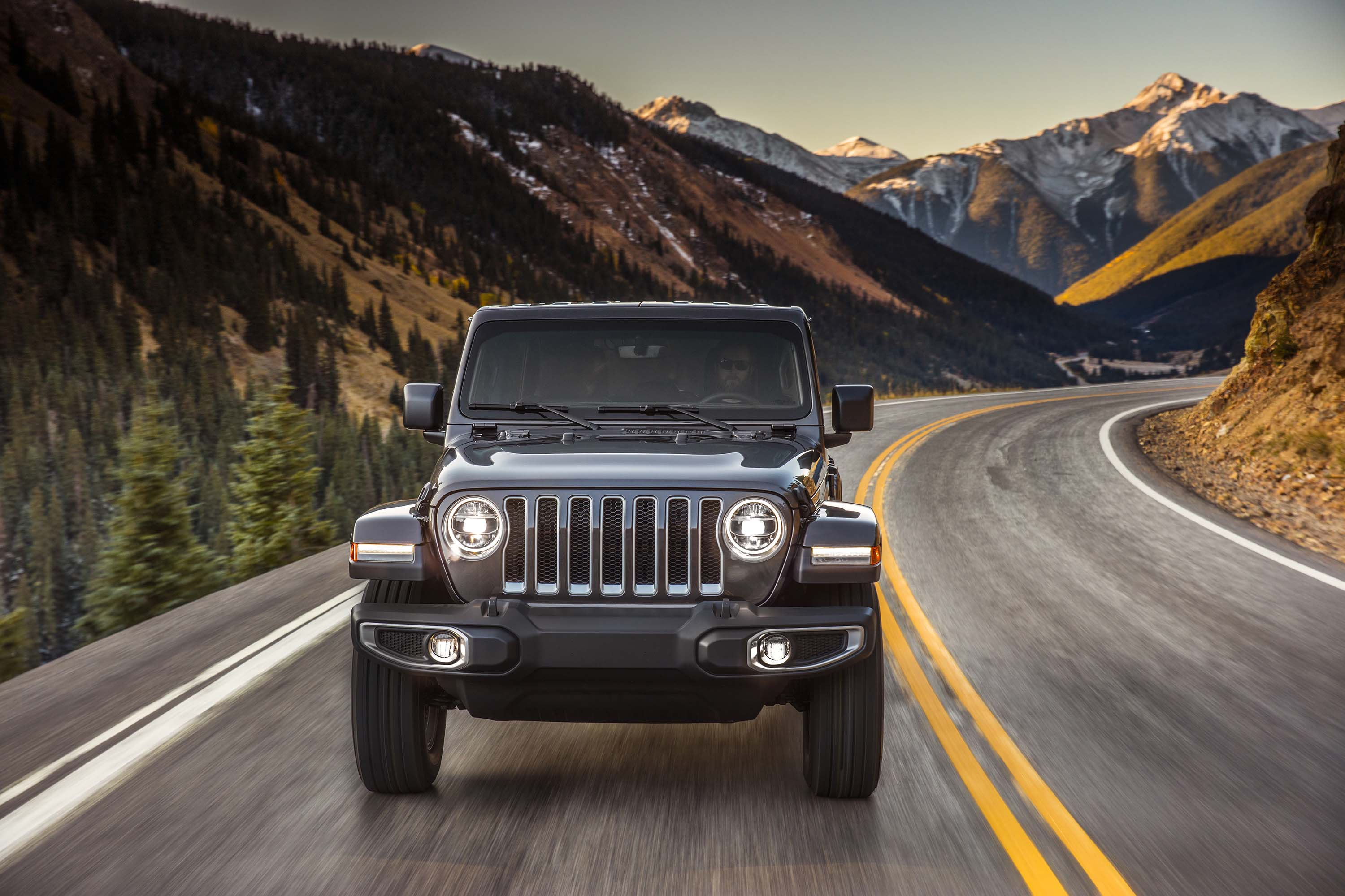 2020 Jeep Wrangler preview