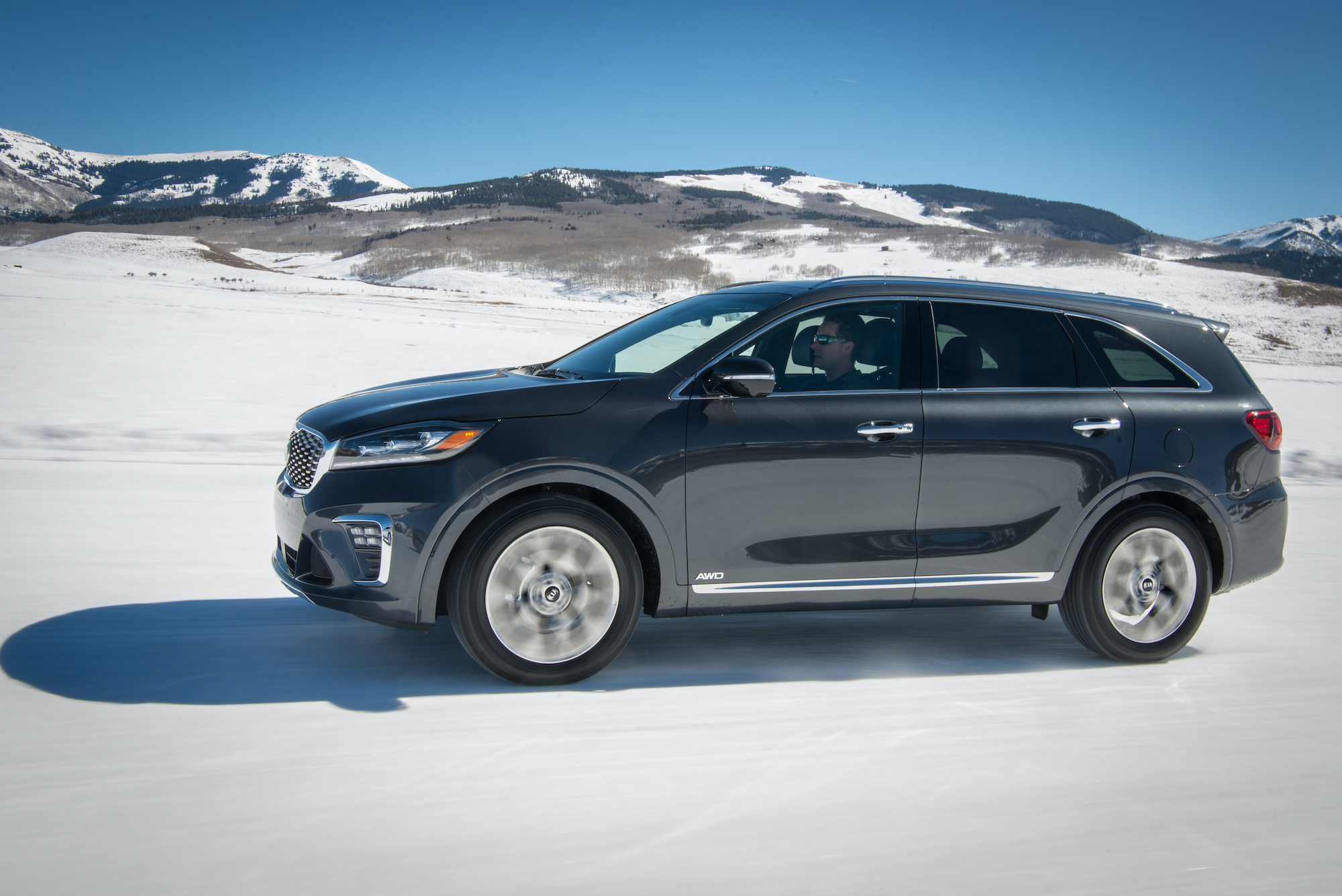 2020 Kia Sorento Review Ratings Specs Prices And Photos The Car Connection