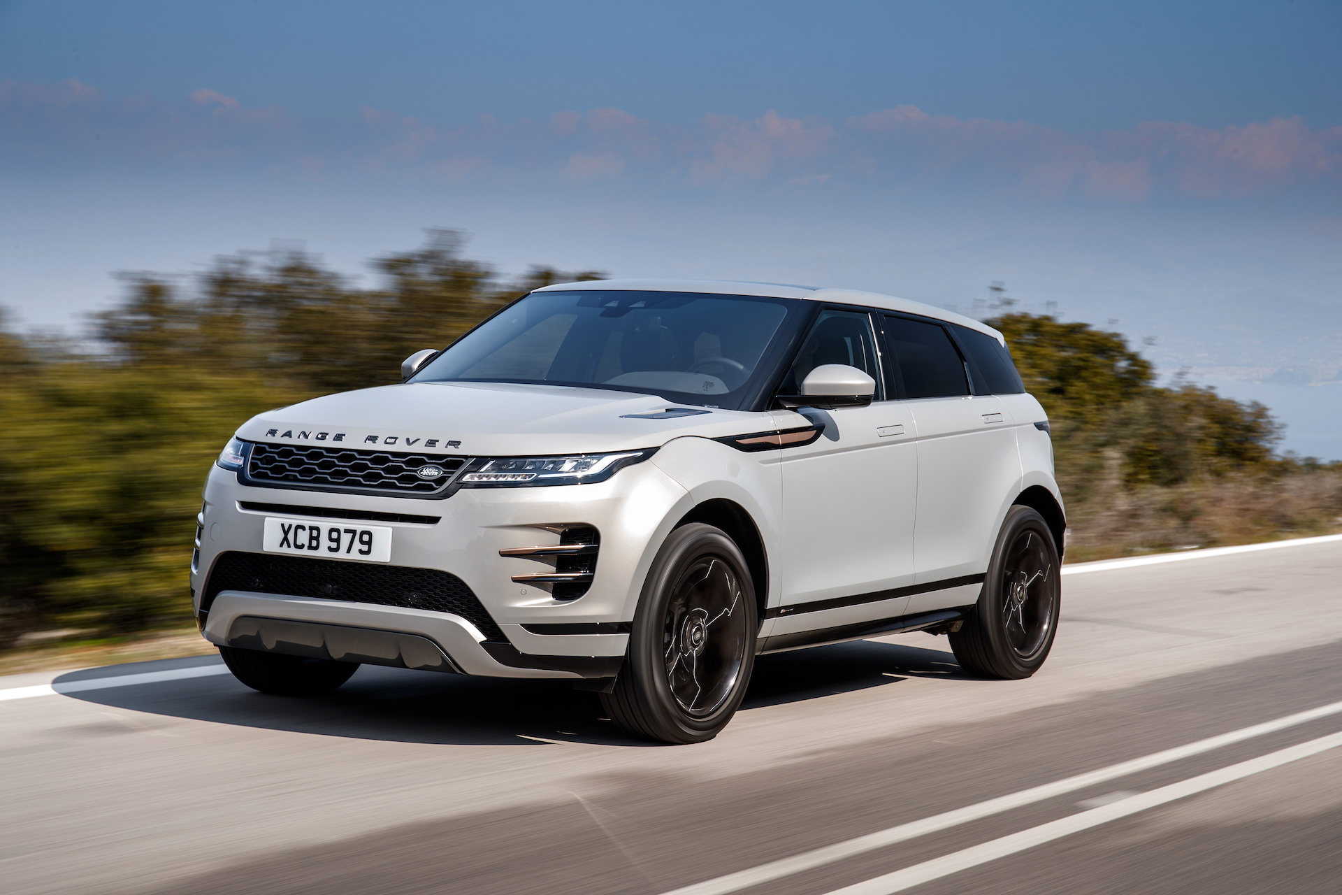 2020 land rover range rover evoque review ratings specs prices and photos the car connection. Black Bedroom Furniture Sets. Home Design Ideas