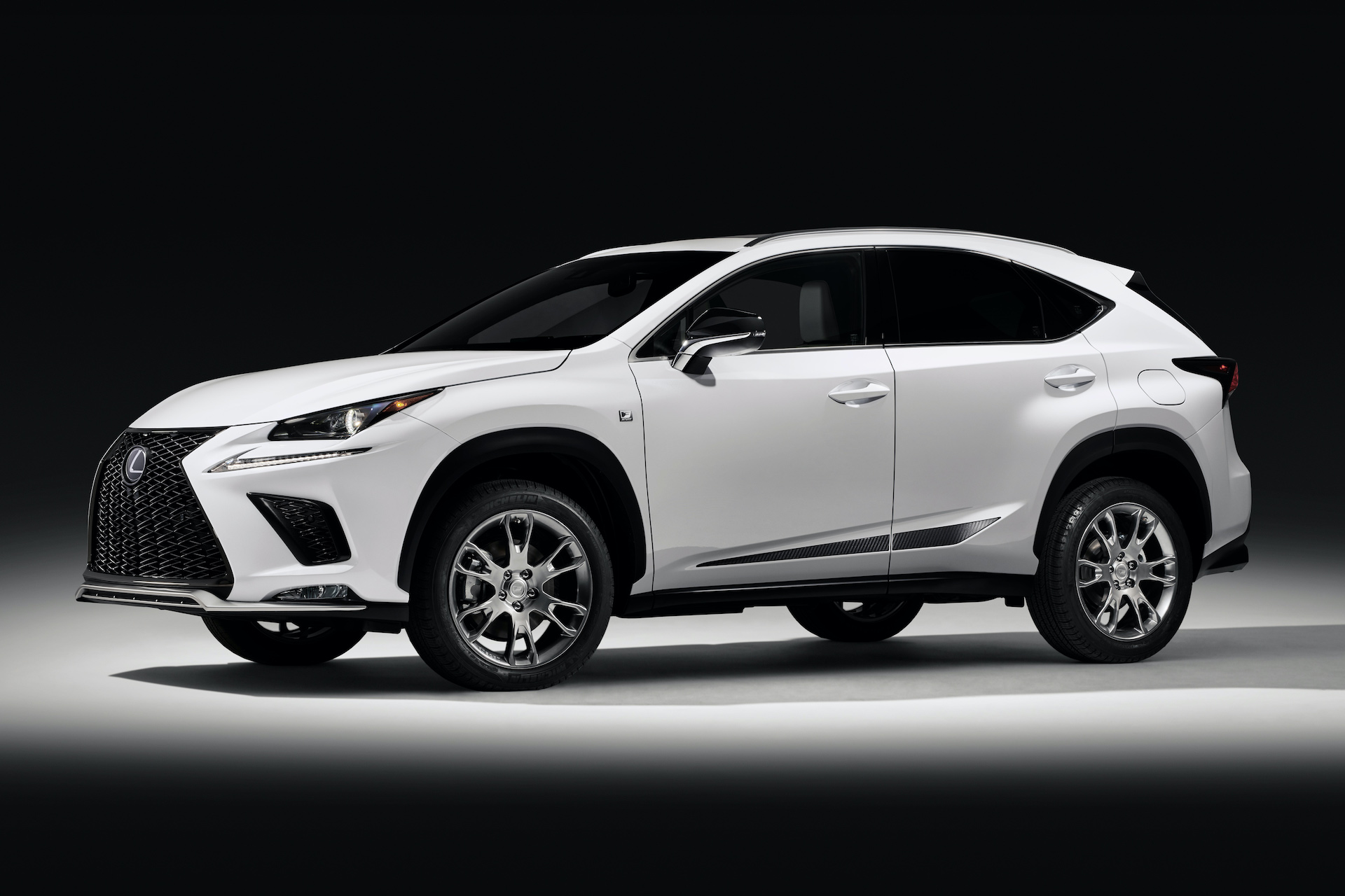 2020 Lexus Nx 300 Base Model