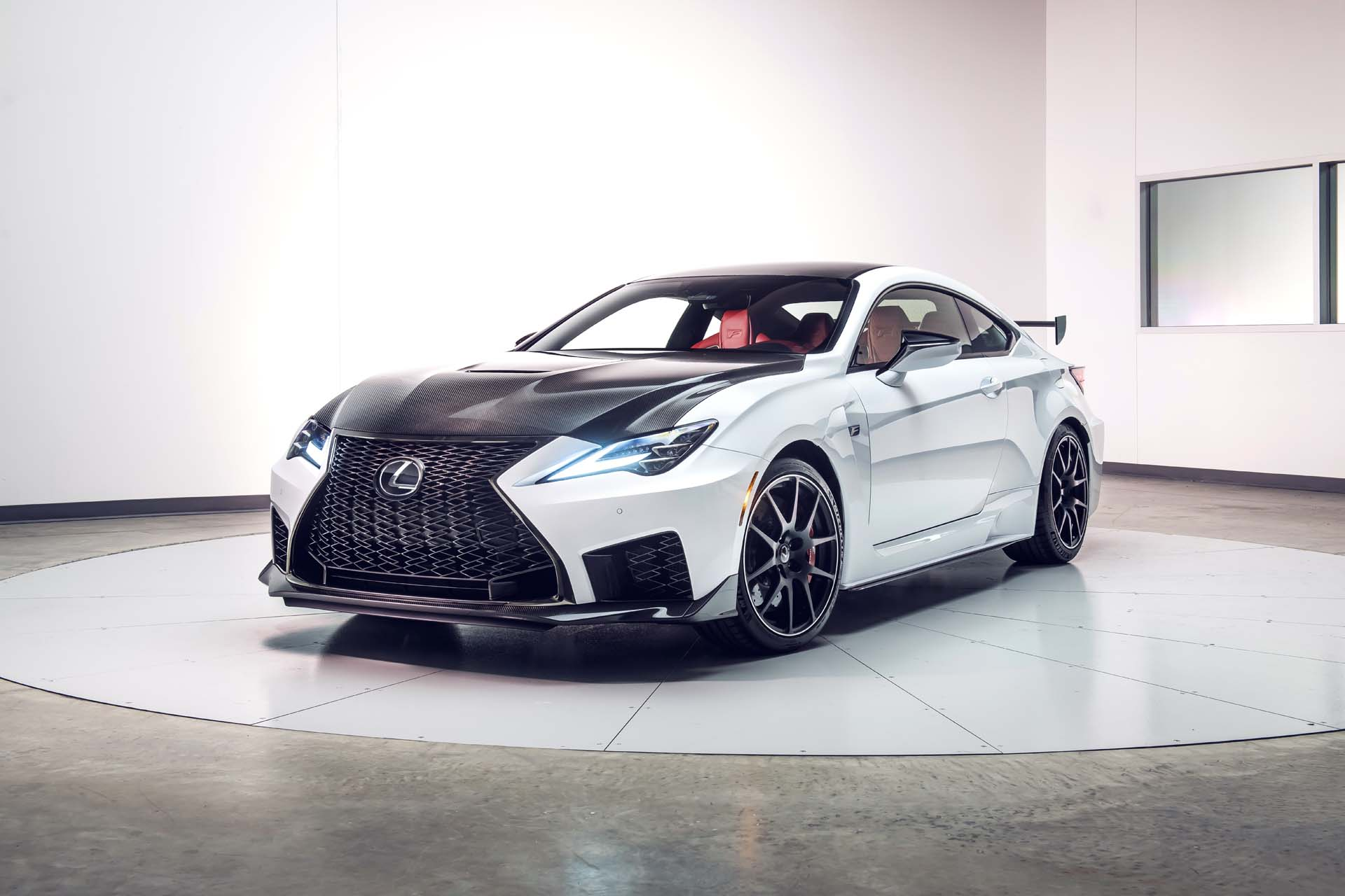 No One Hit Wonder More Lexus Rc F Track Editions To Come