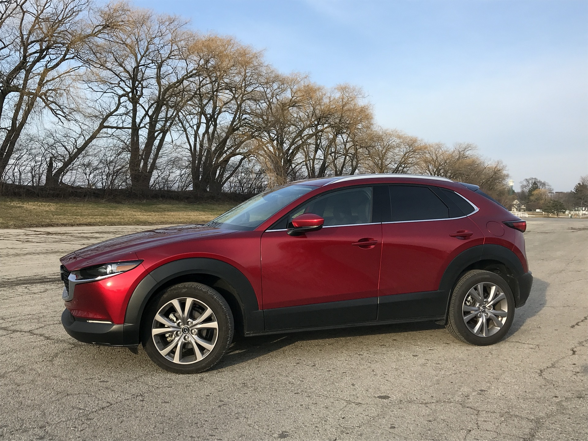 2020 CX-30 is Mazda's better, larger small crossover