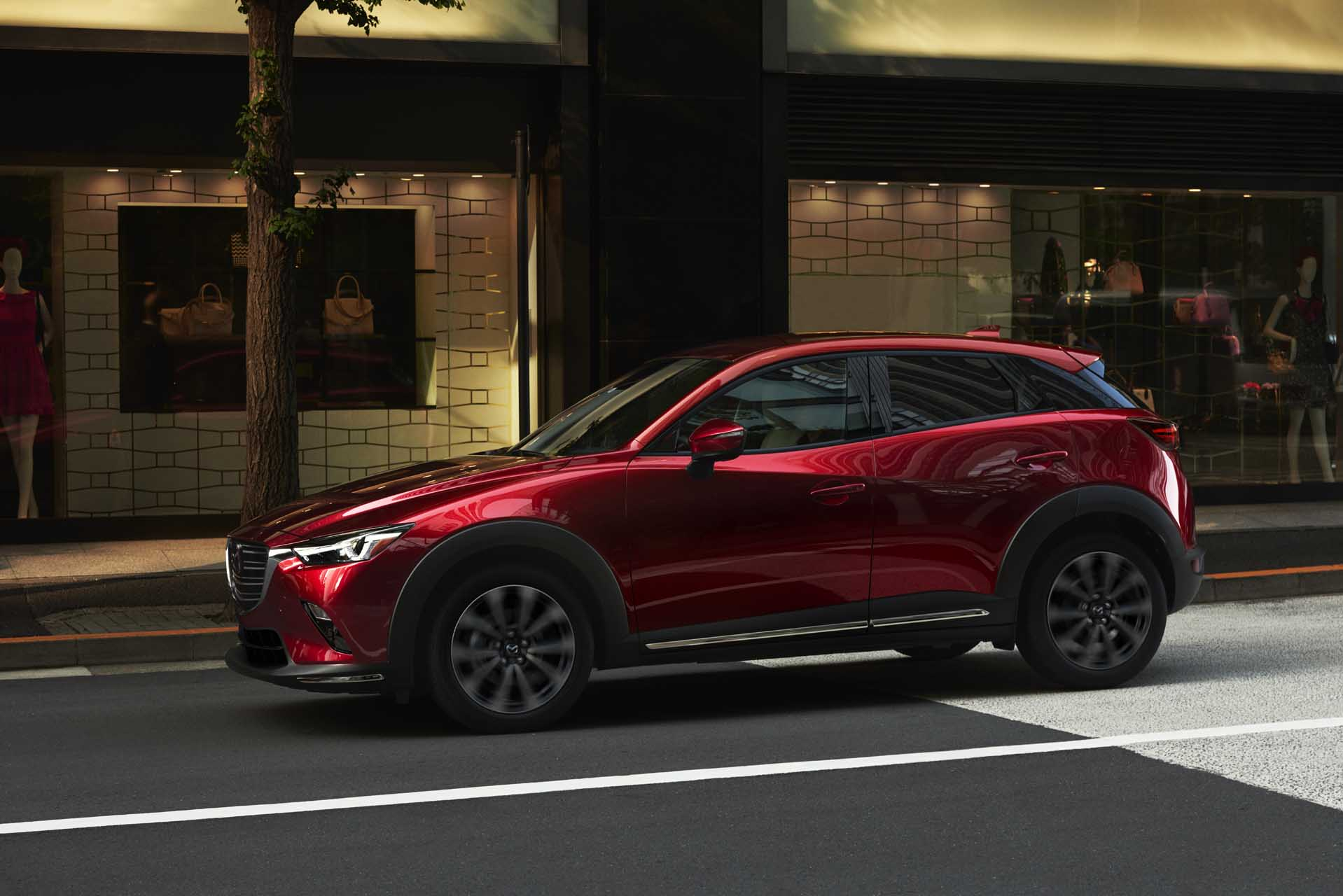 2020 Mazda CX-3 Performance and New Engine