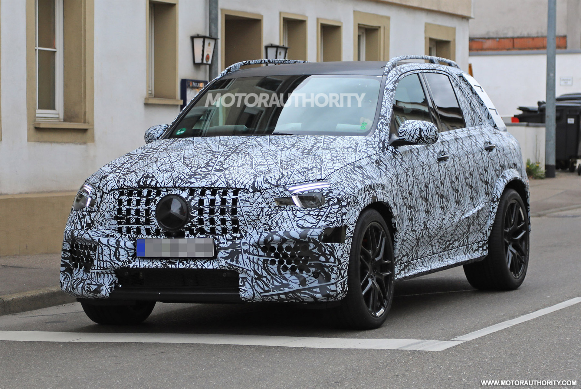 Sonax Amg Mercedes Clrp Lmp1: 2020 Mercedes-AMG GLE63 Spy Shots And Video