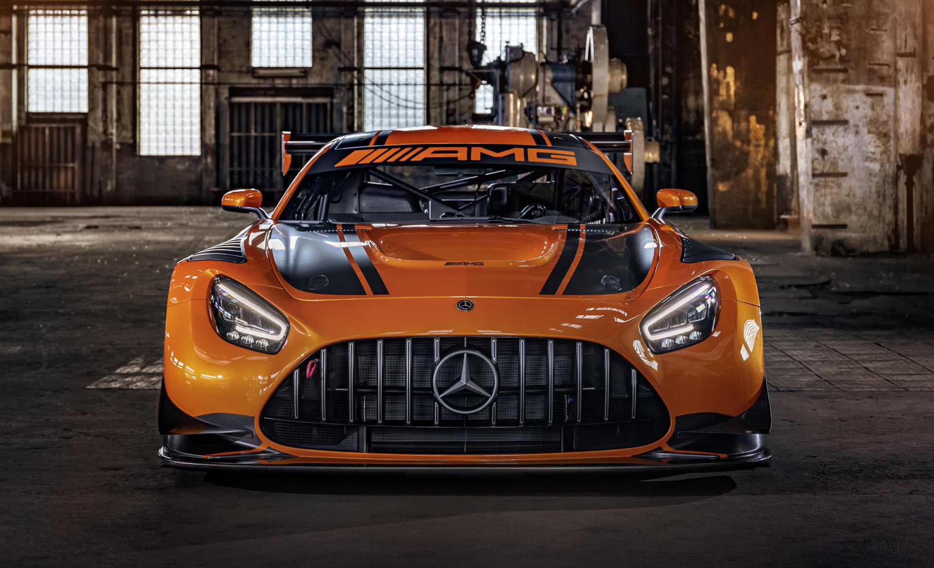 Mercedes-AMG Rolls Out A Sharper GT3 Race Car For 2020