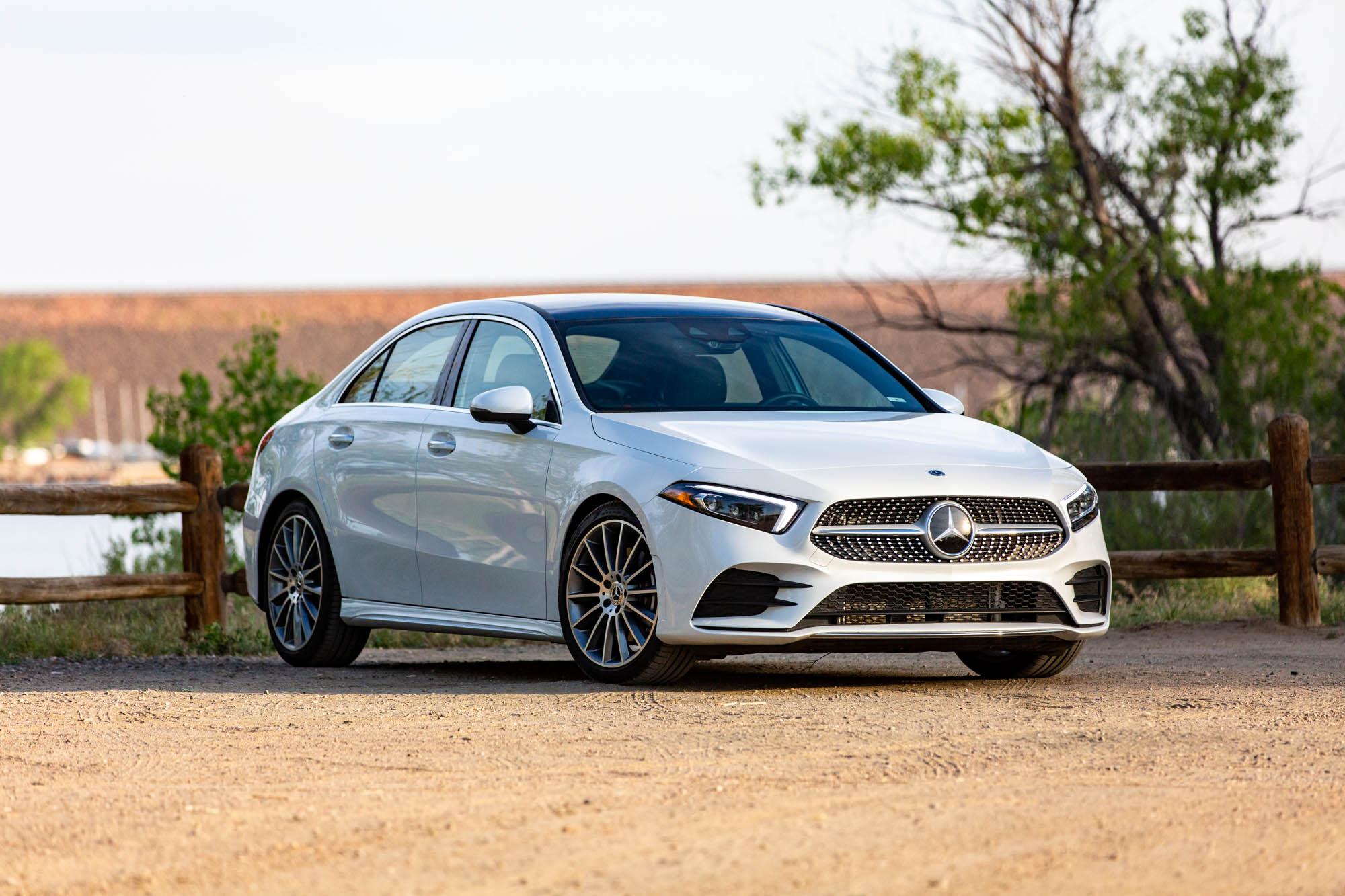 Review update: 2020 Mercedes-Benz A220 struts its small-car savoir-faire