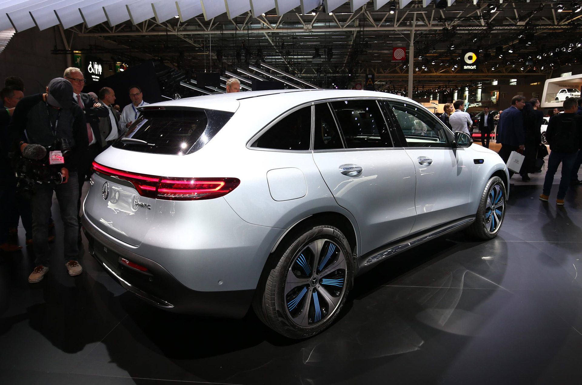 2020 Mercedes-Benz EQC, Borgward electric cars, and ...