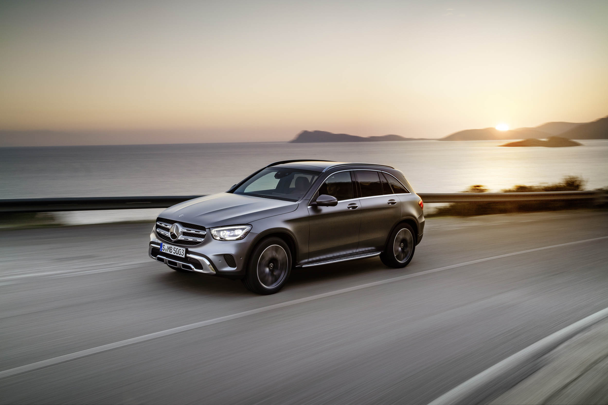 2020 Mercedes-Benz GLC Class Review, Ratings, Specs, Prices