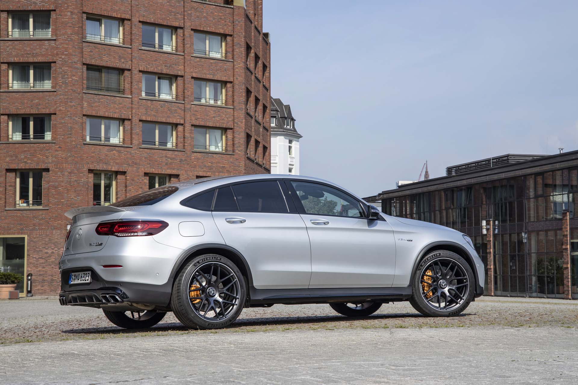 2020 Mercedes Benz Glc Class Review Ratings Specs Prices And Photos The Car Connection