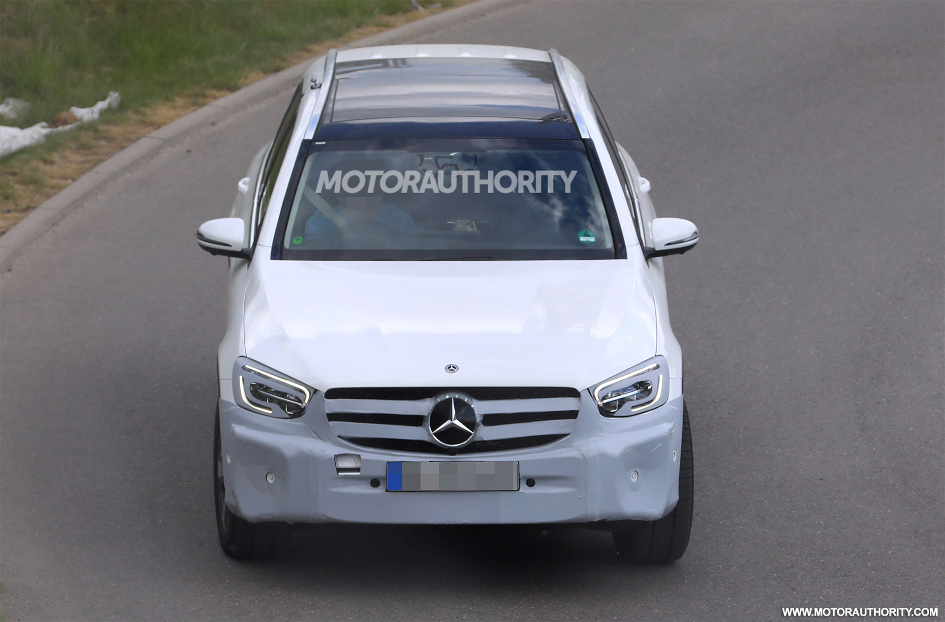 2020 Mercedes Benz Glc Footage And Video