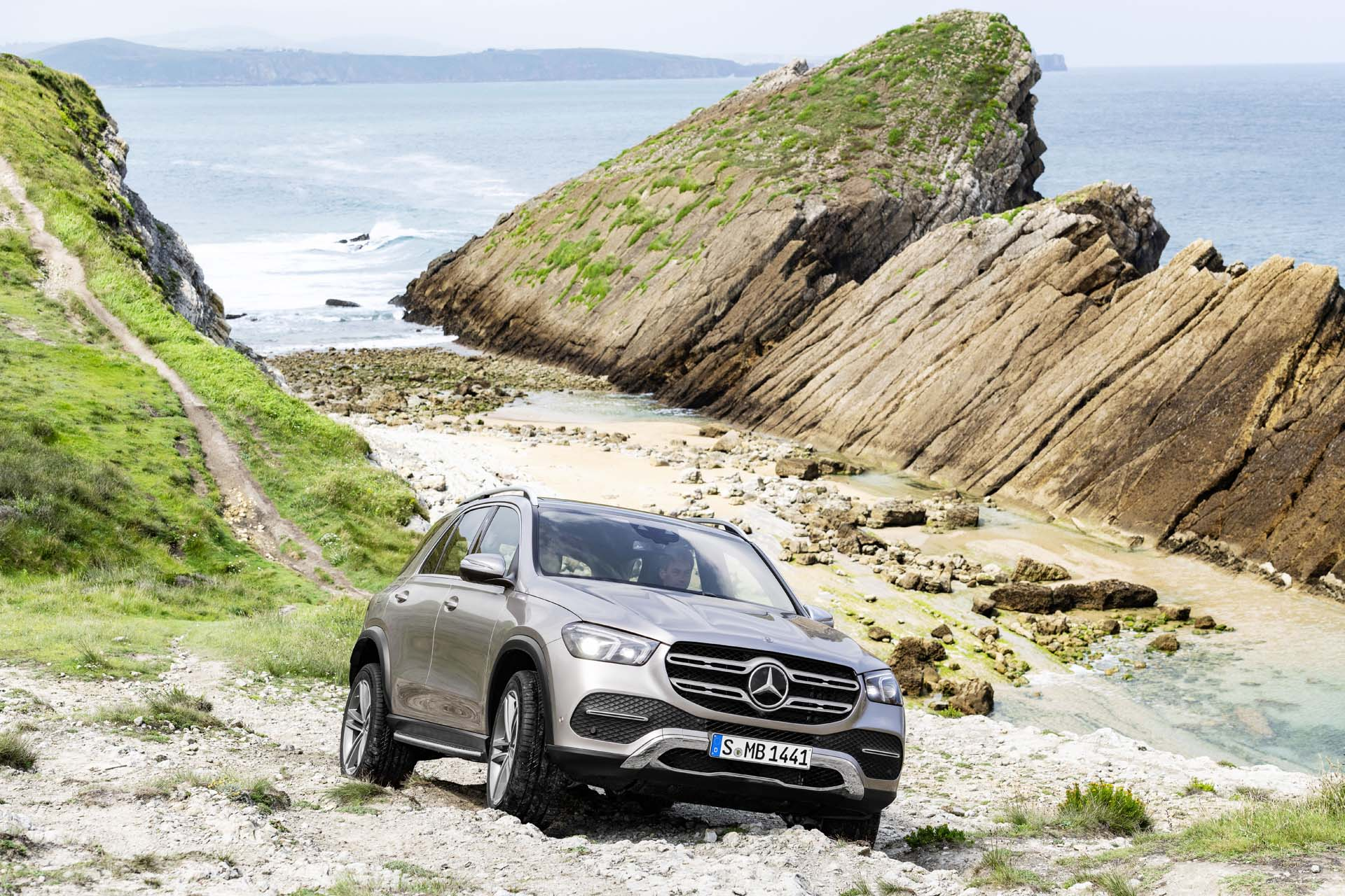 2020 Mercedes-Benz GLE-Class preview