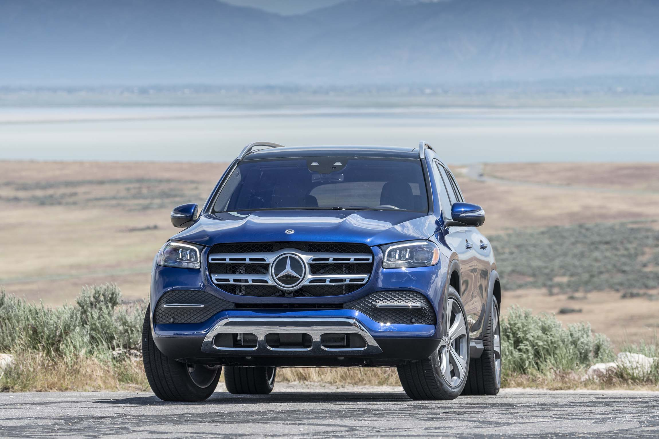 2020 Mercedes Benz Gls Class Review Ratings Specs Prices