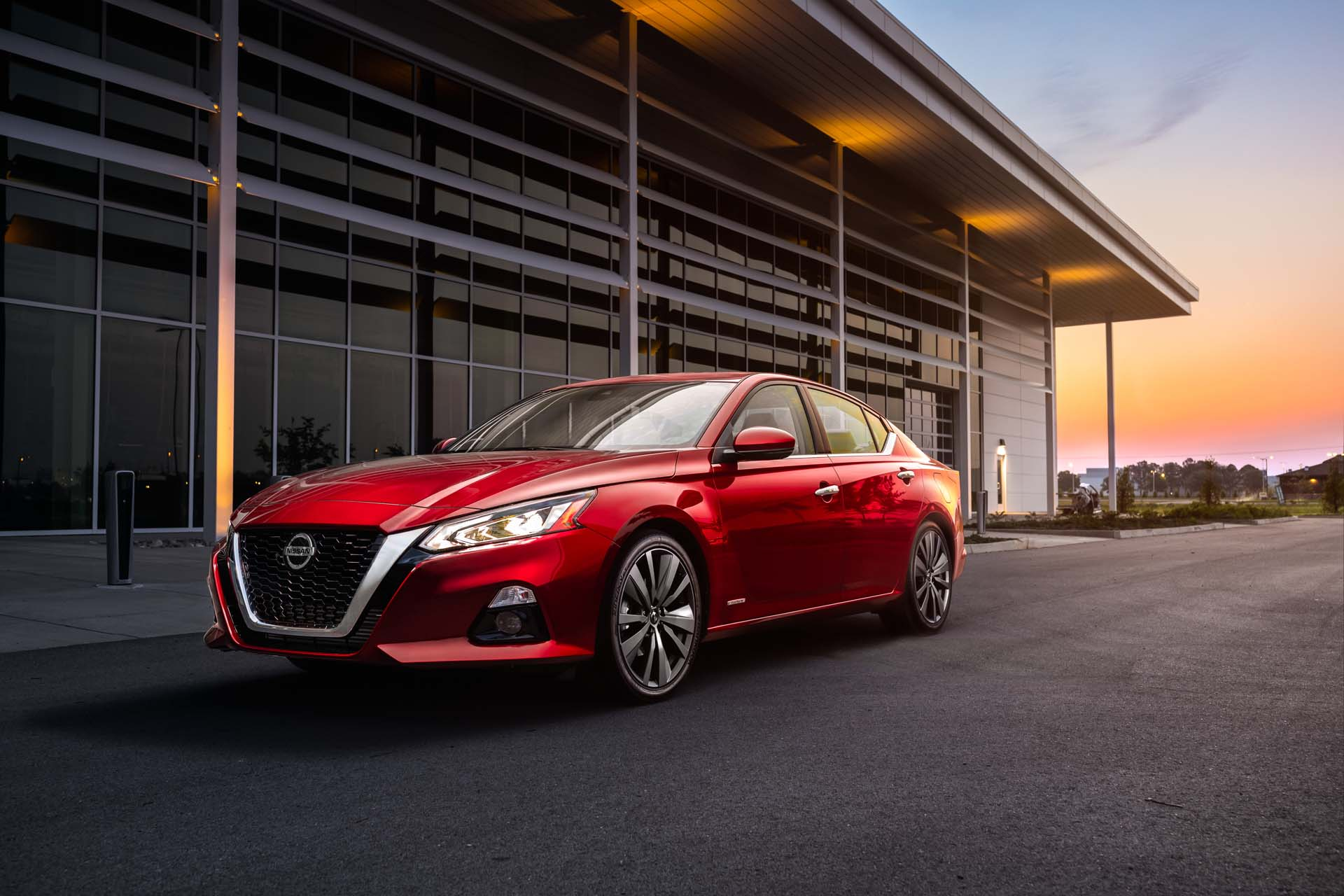 2020 Nissan Altima Review Ratings Specs Prices And