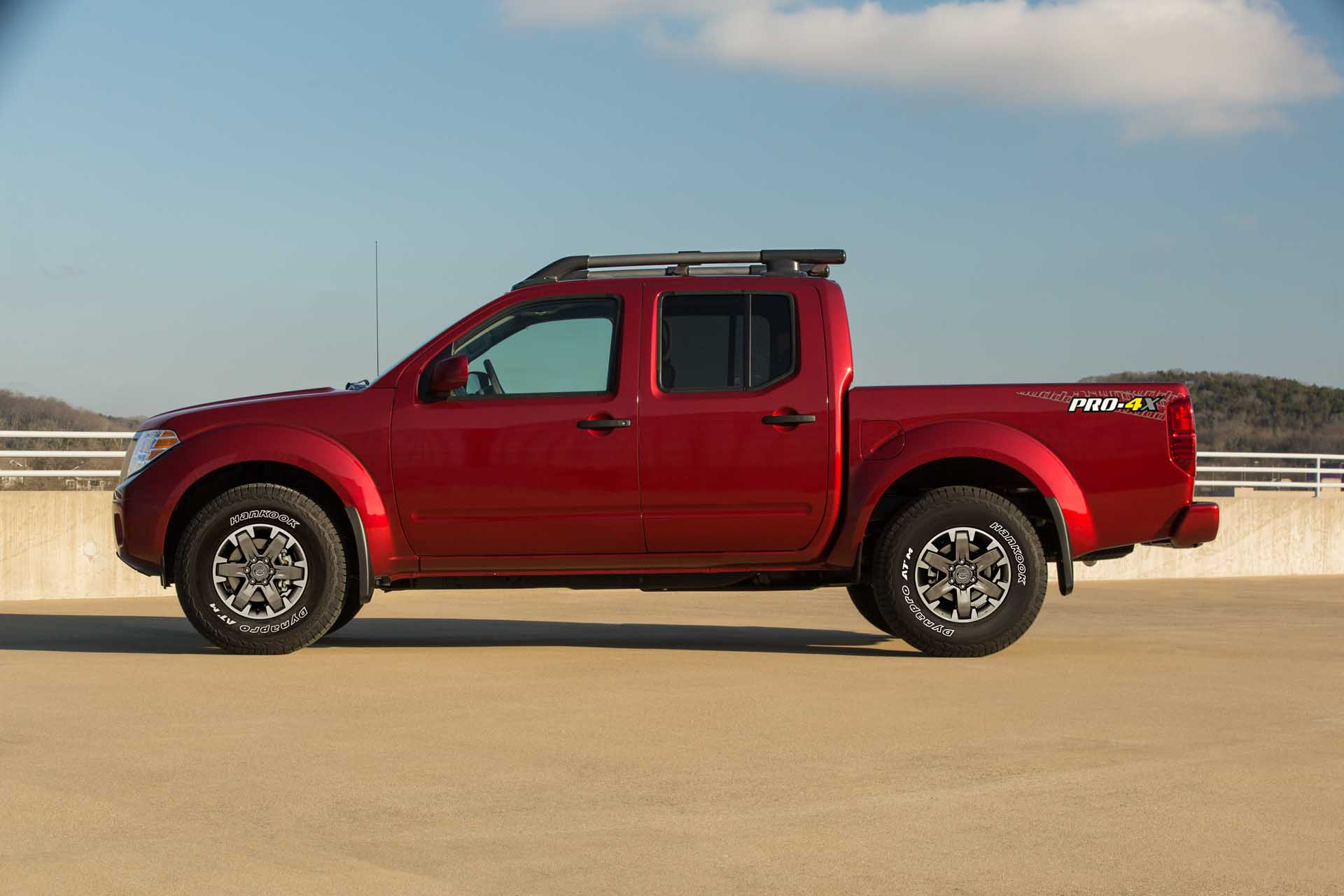 Nissan confirms Frontier pickup truck will carry over until 2022 redesign