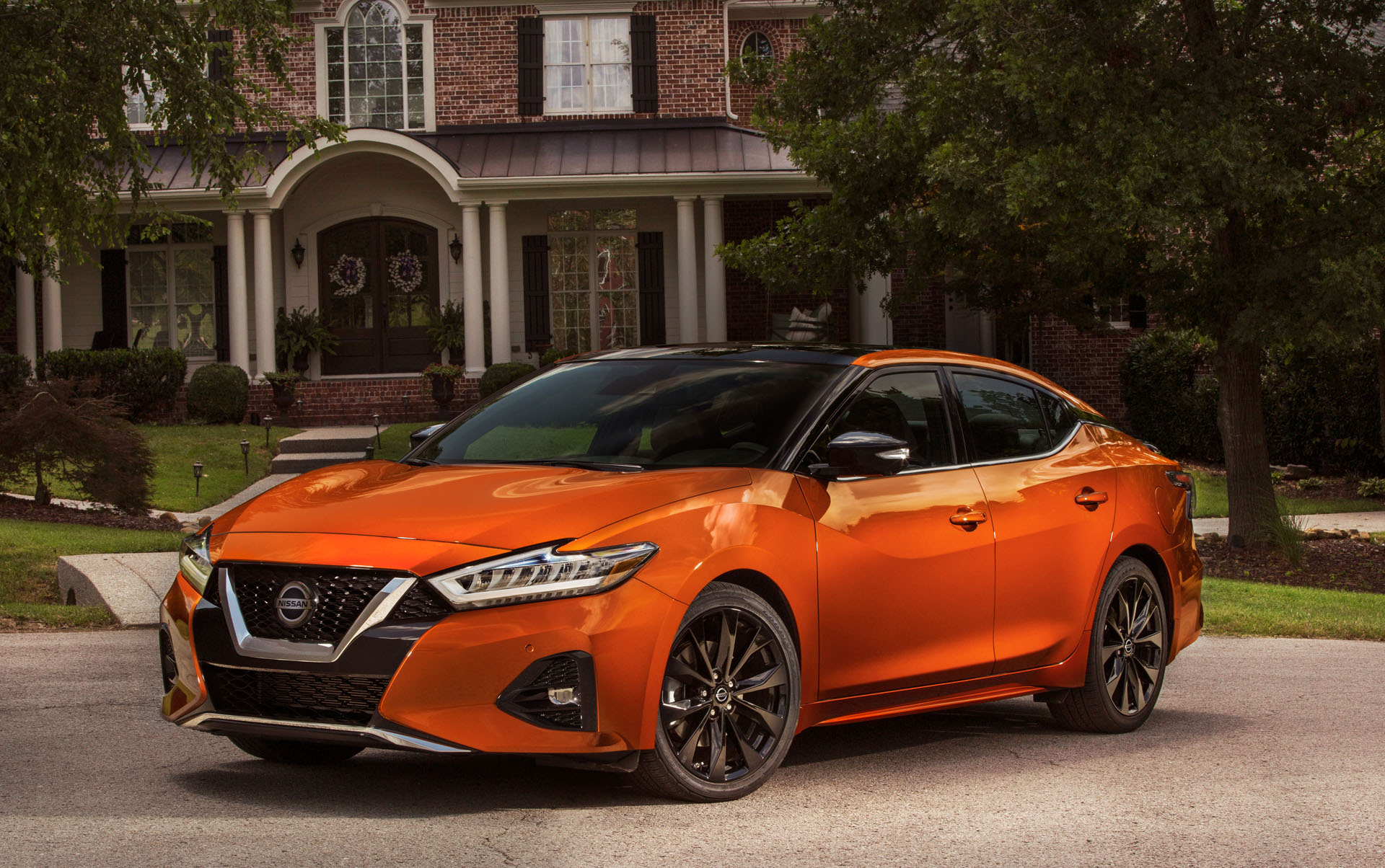 2020 Nissan Maxima Review Ratings Specs Prices And Photos The Car Connection