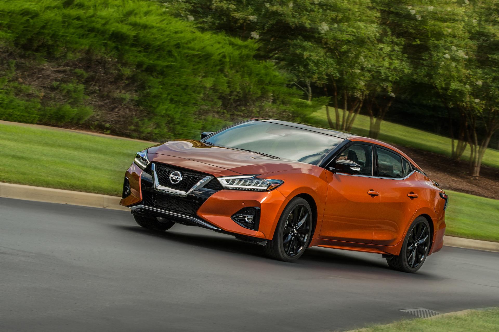 2020 Nissan Maxima | Top Car Show