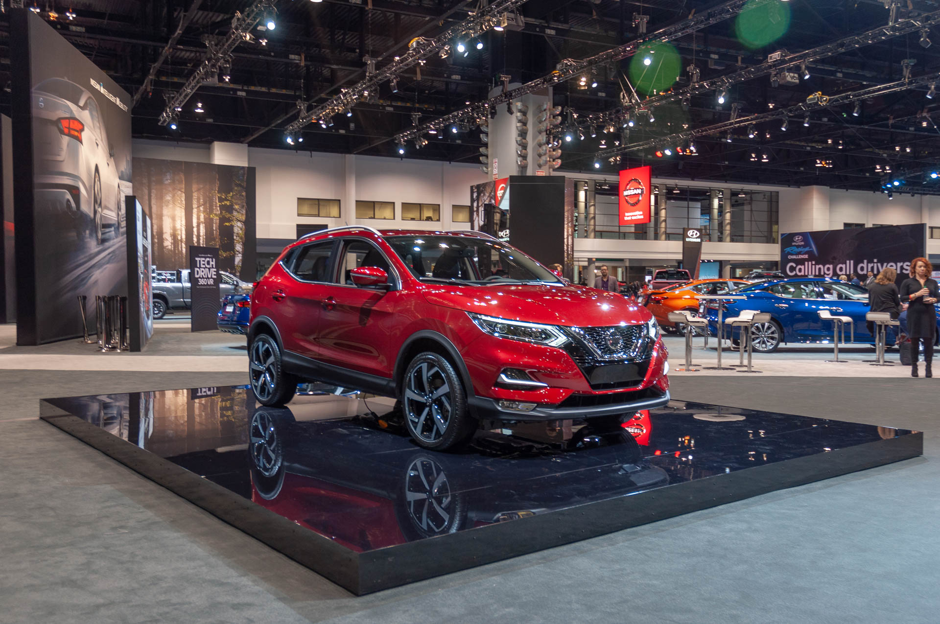 2020 Nissan Rogue Sport Unveiled Crossover Suv Adds Active Safety