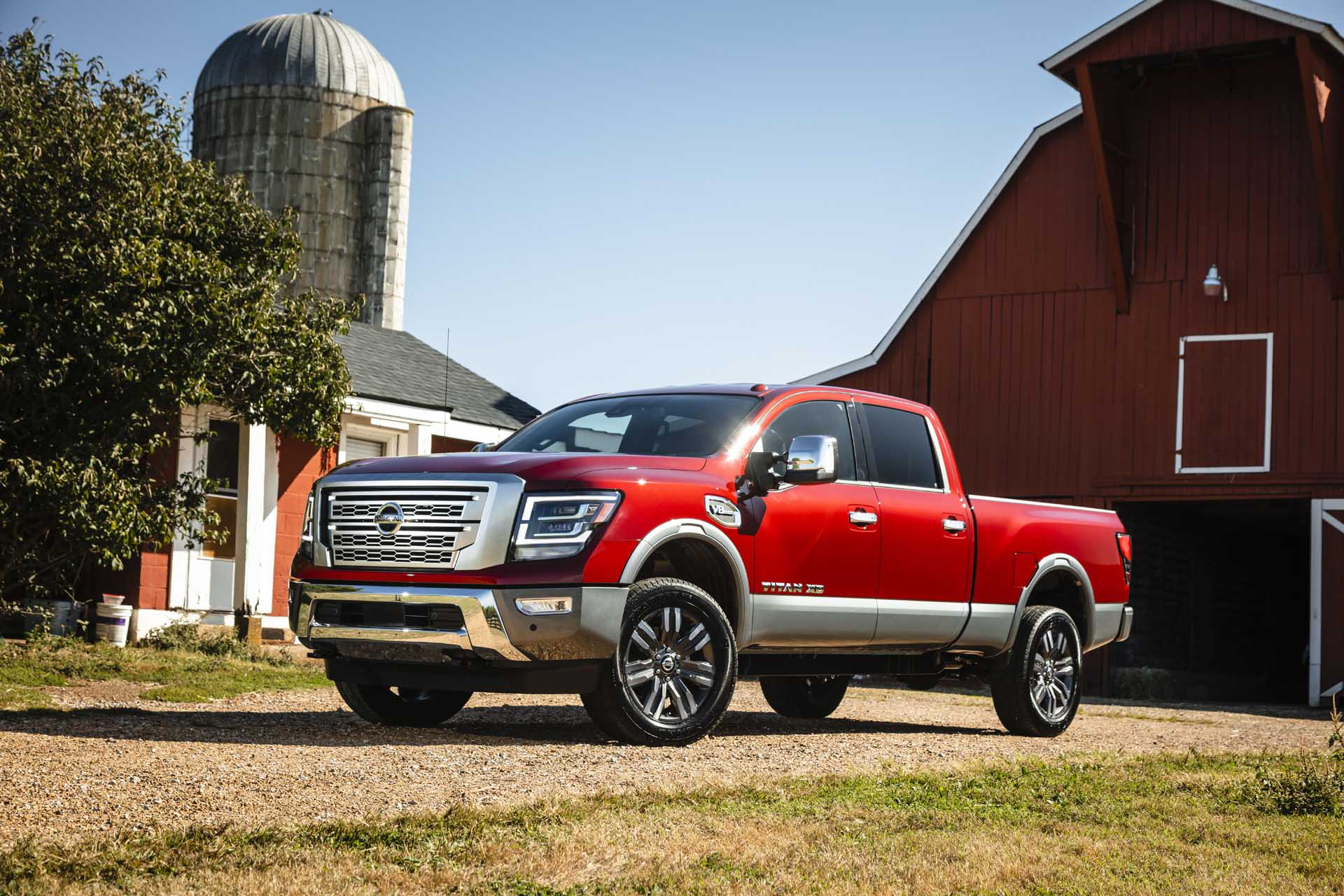 2020 Nissan Titan Review Ratings Specs Prices And Photos The Car Connection