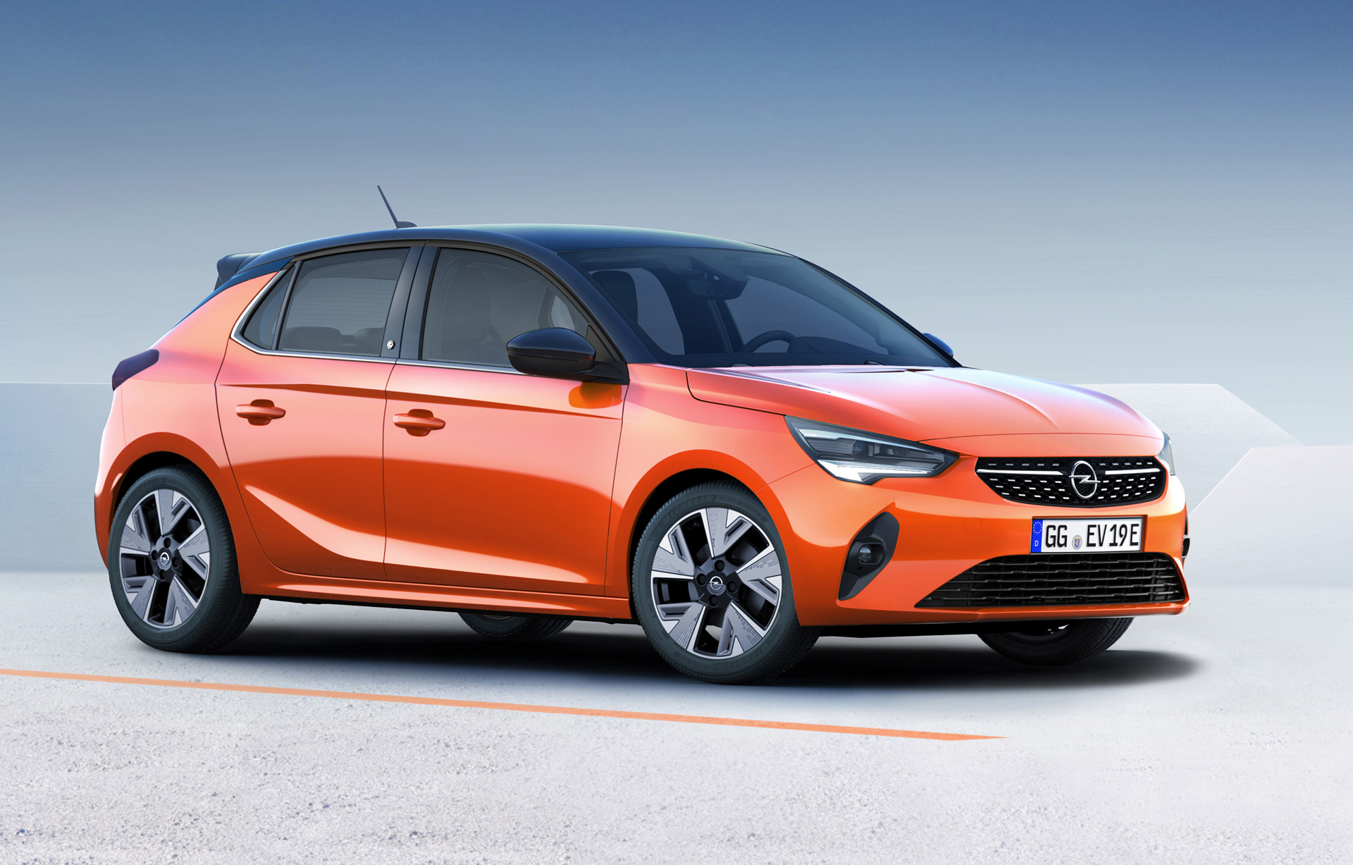 Corsa E Electric Hatchback Is Part Of Opel S First Move Independent