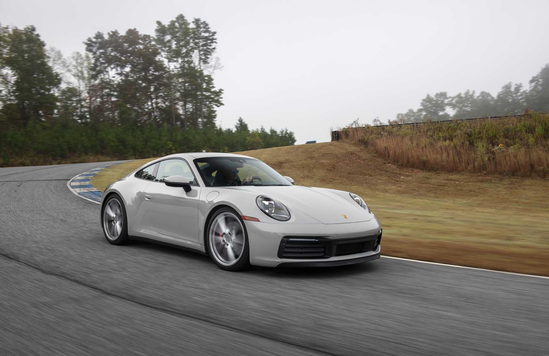 Motor Authority Best Car To Buy 2020 nominee: Porsche 911