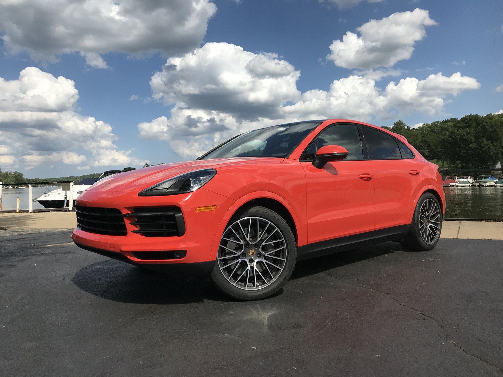 Review Update 2020 Porsche Cayenne Coupe S Cuts Corners In The Best Way