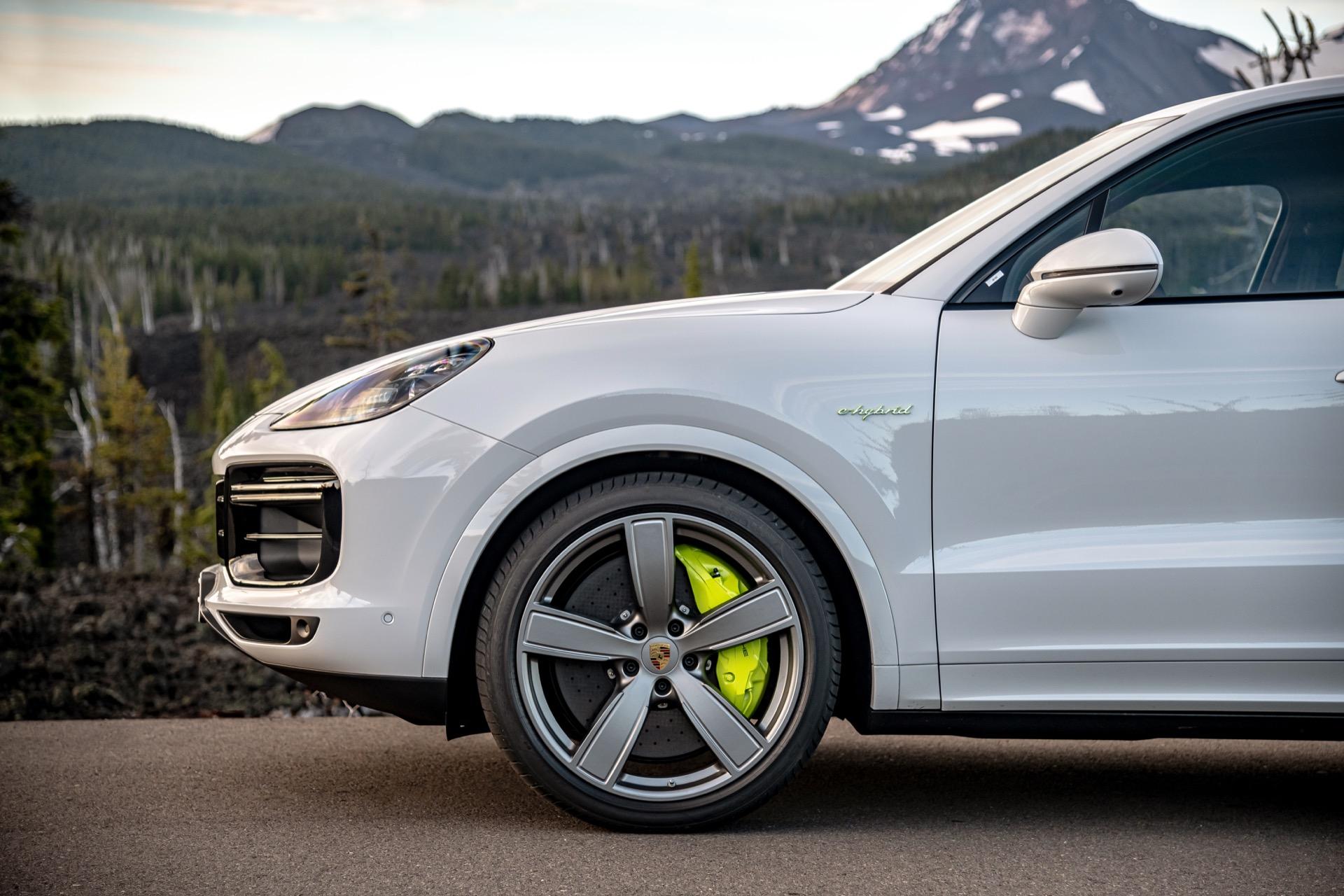 2021 Chevy Suburban, 2020 Porsche Cayenne Turbo S E-Hybrid ...