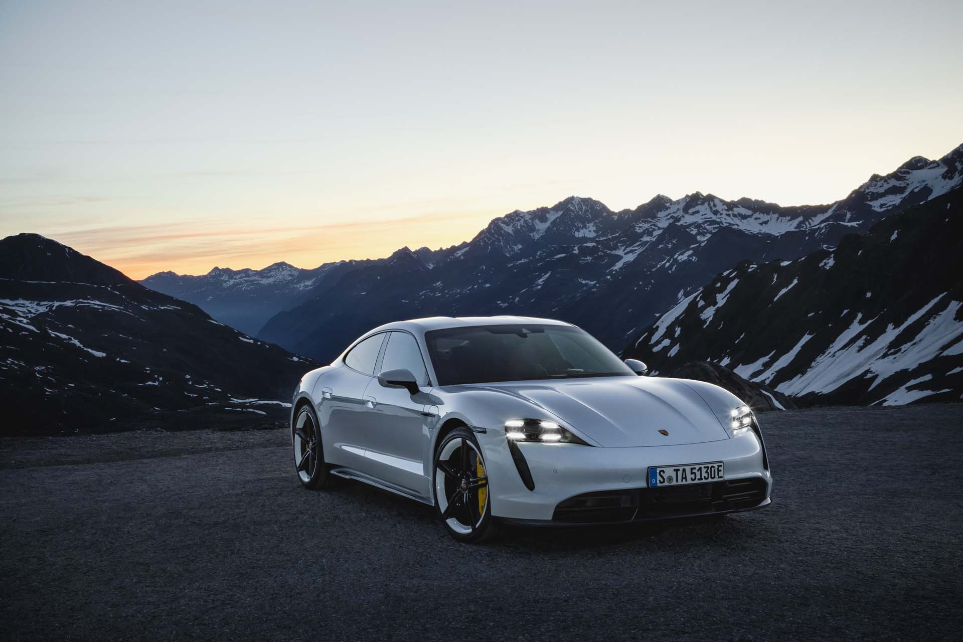 2020 Porsche Taycan Electric Car: Seven Things We Didn't