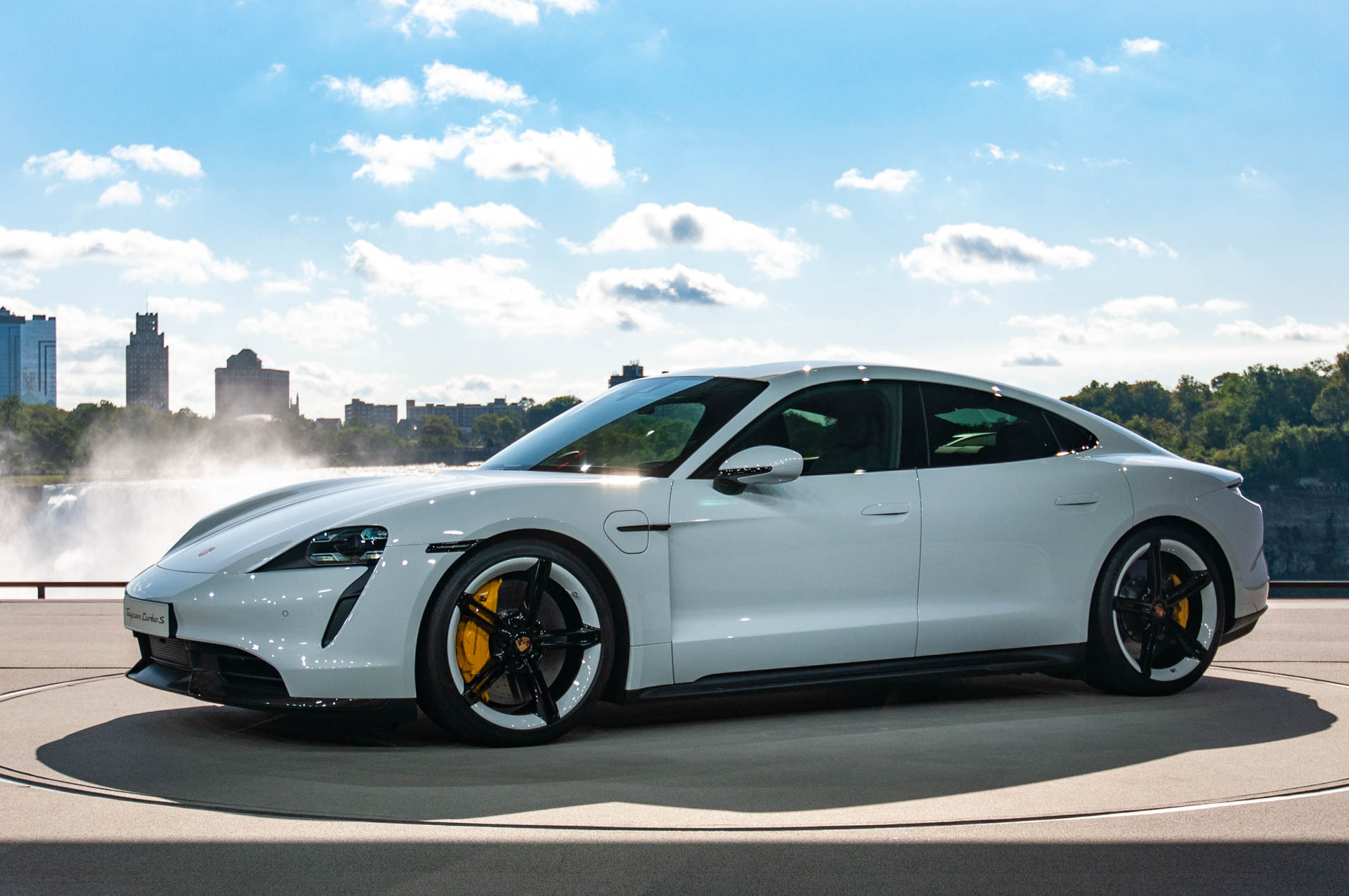 2020 Porsche Taycan, C8 Corvette Convertible, 2020 Toyota