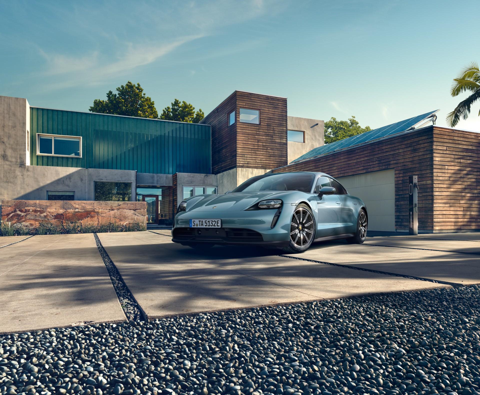 Porsche Taycan Best Car To Buy 2020 Nominee