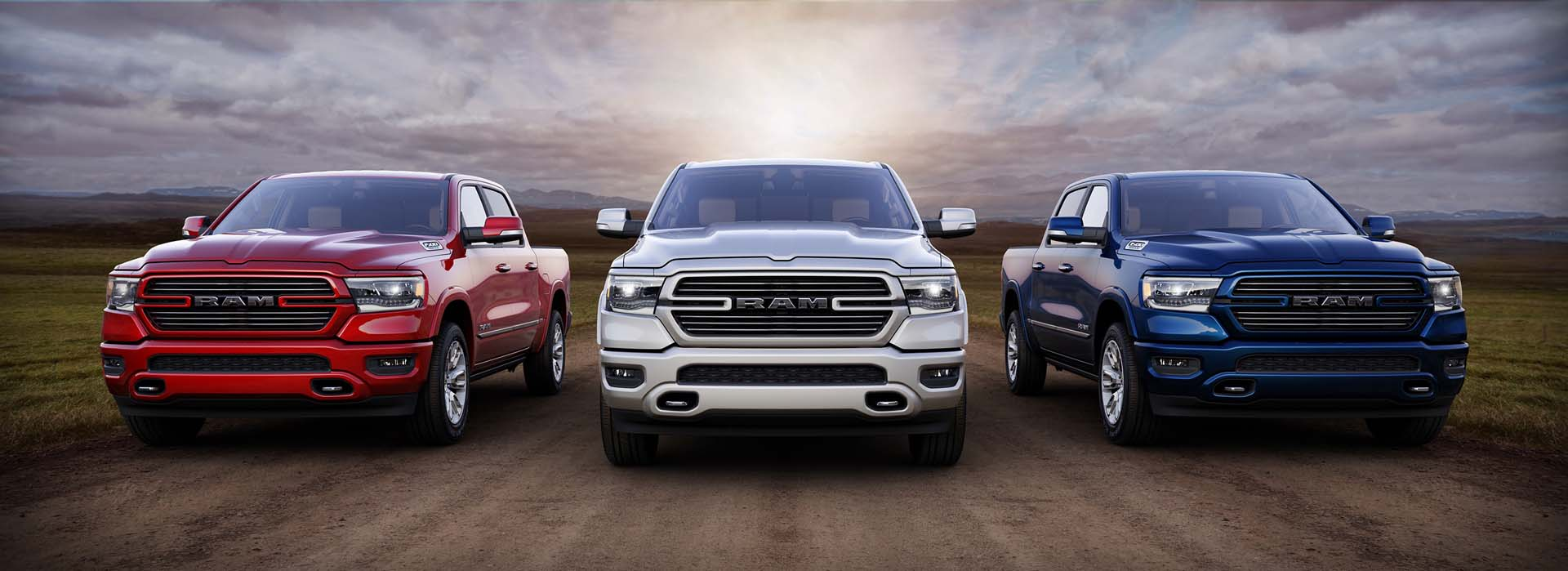 Ram more cautious on electric pickups