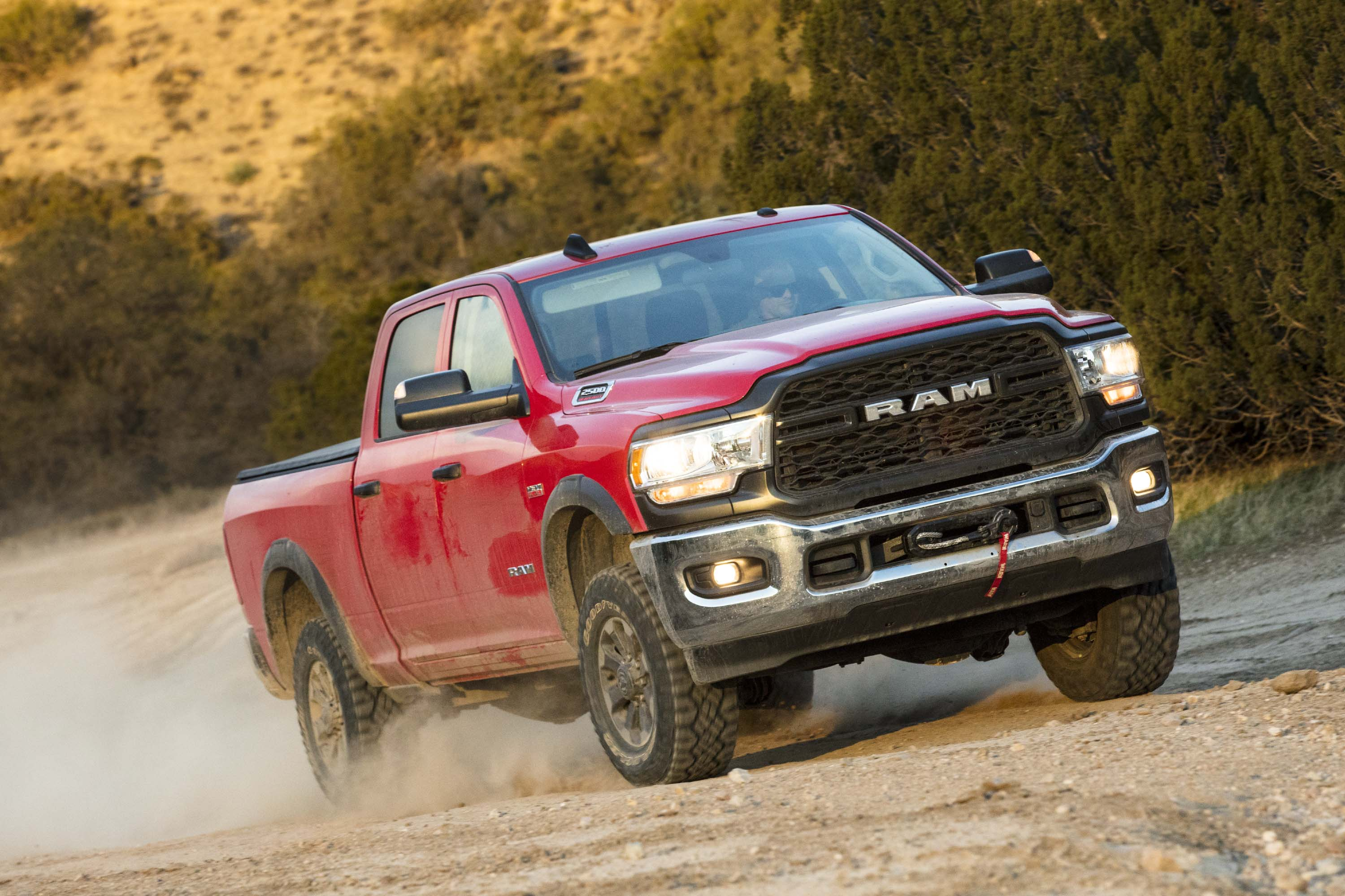 2020 Ram 2500 Review Ratings Specs Prices And Photos