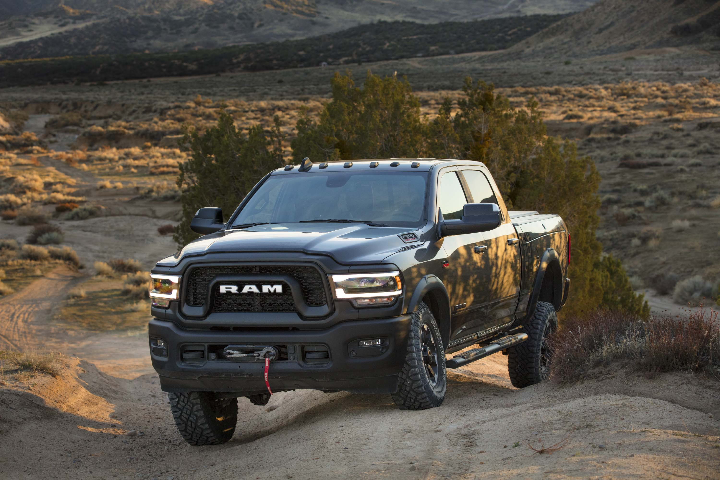 2020 Ram 2500 Diesel Pricing