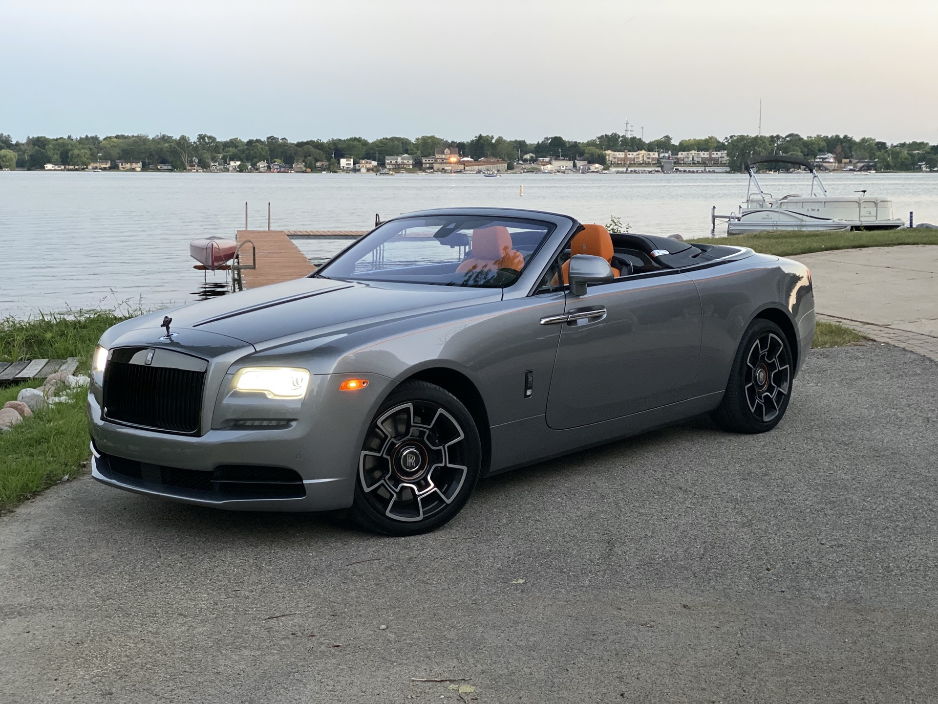 First drive review: The conspicuous case of the $477,000 Rolls-Royce Dawn Black Badge