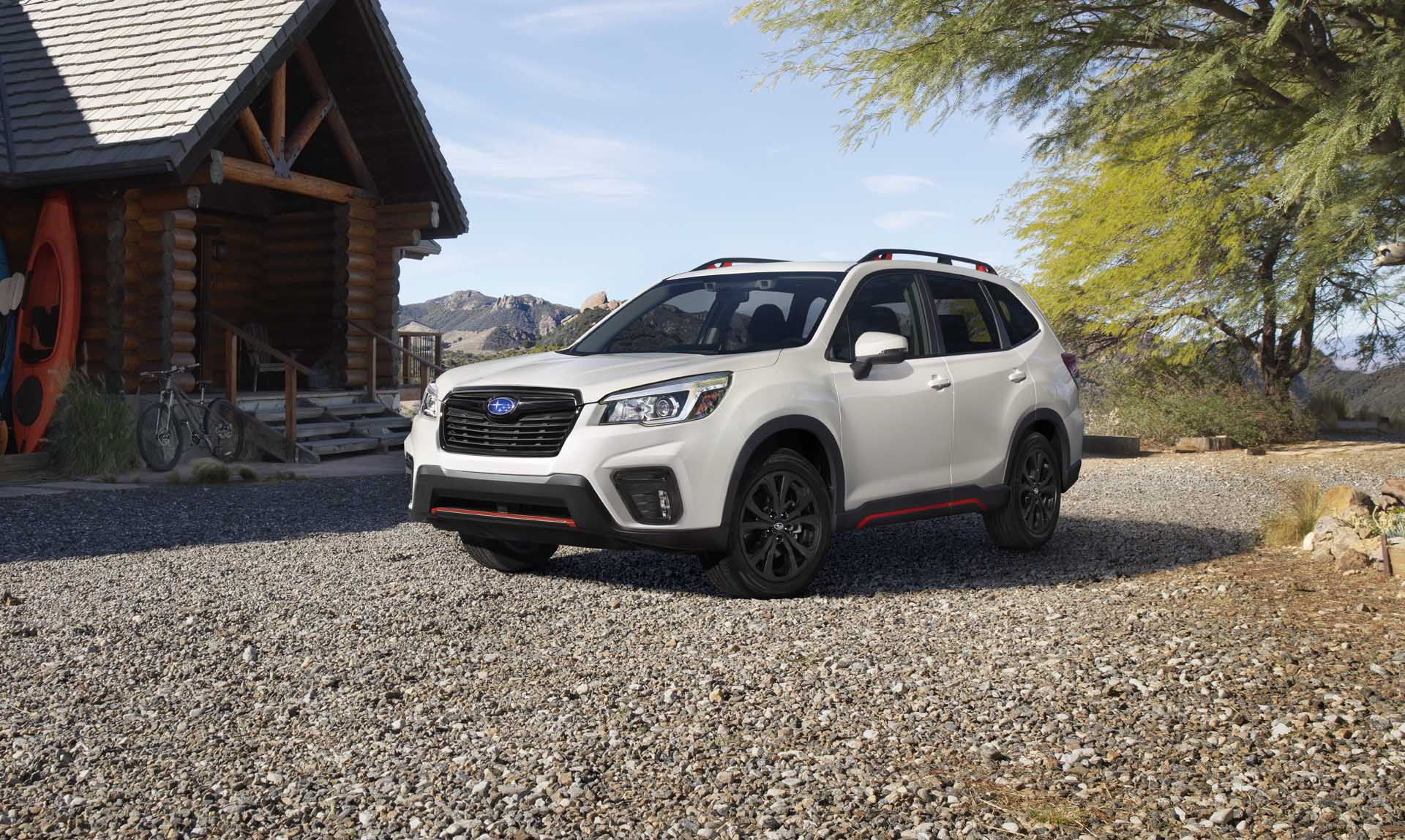Crossover Vs Suv >> 2020 Subaru Forester Vs Honda Cr V Compare Crossover Suvs