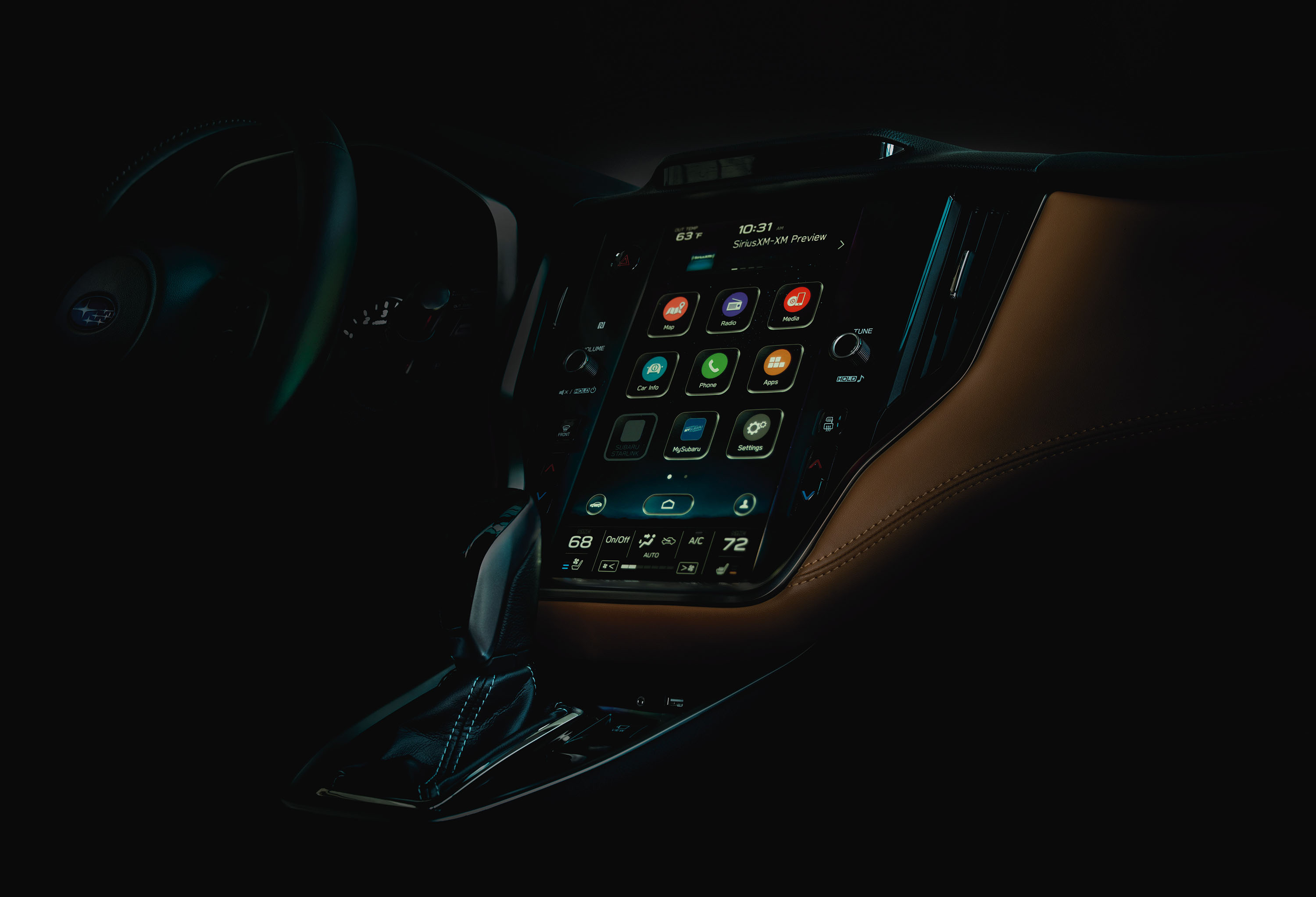 2020 Subaru Legacy Joins The Tablet Sized Touchscreen Fad