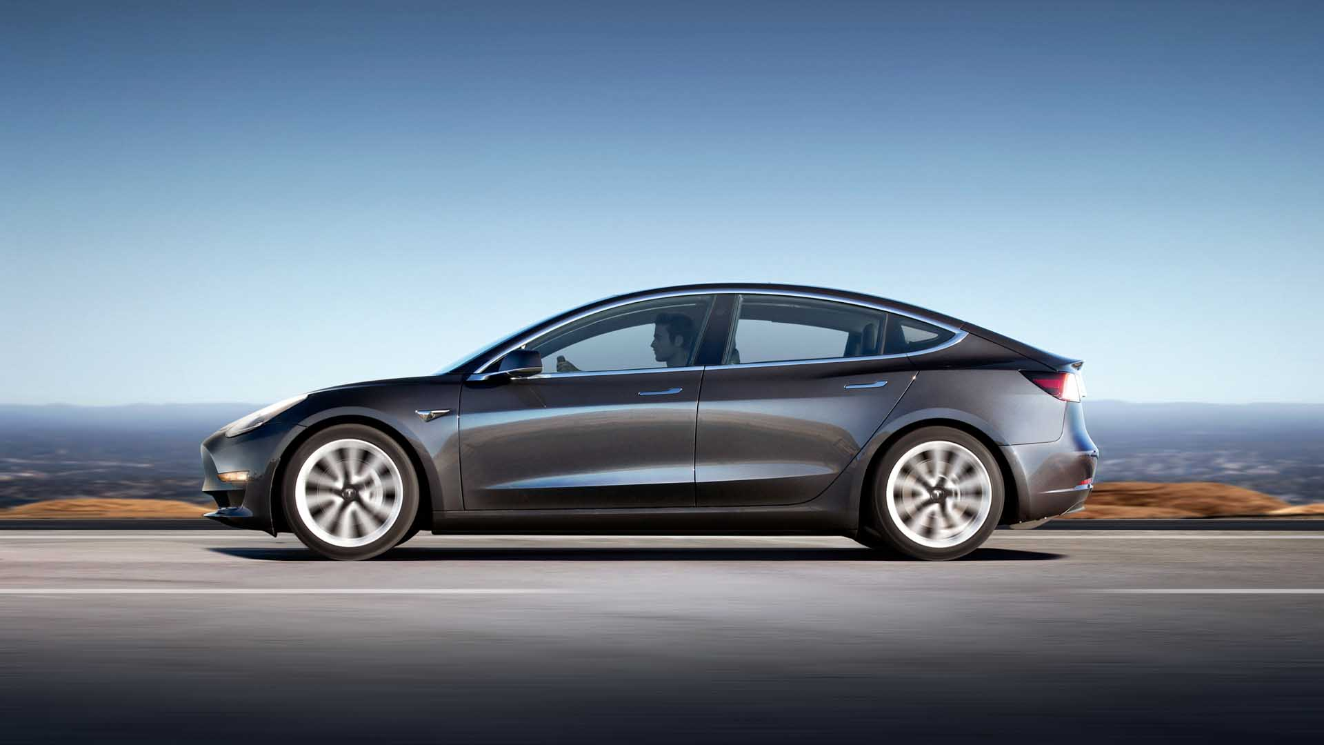 View 2020 Tesla Model 3 Images