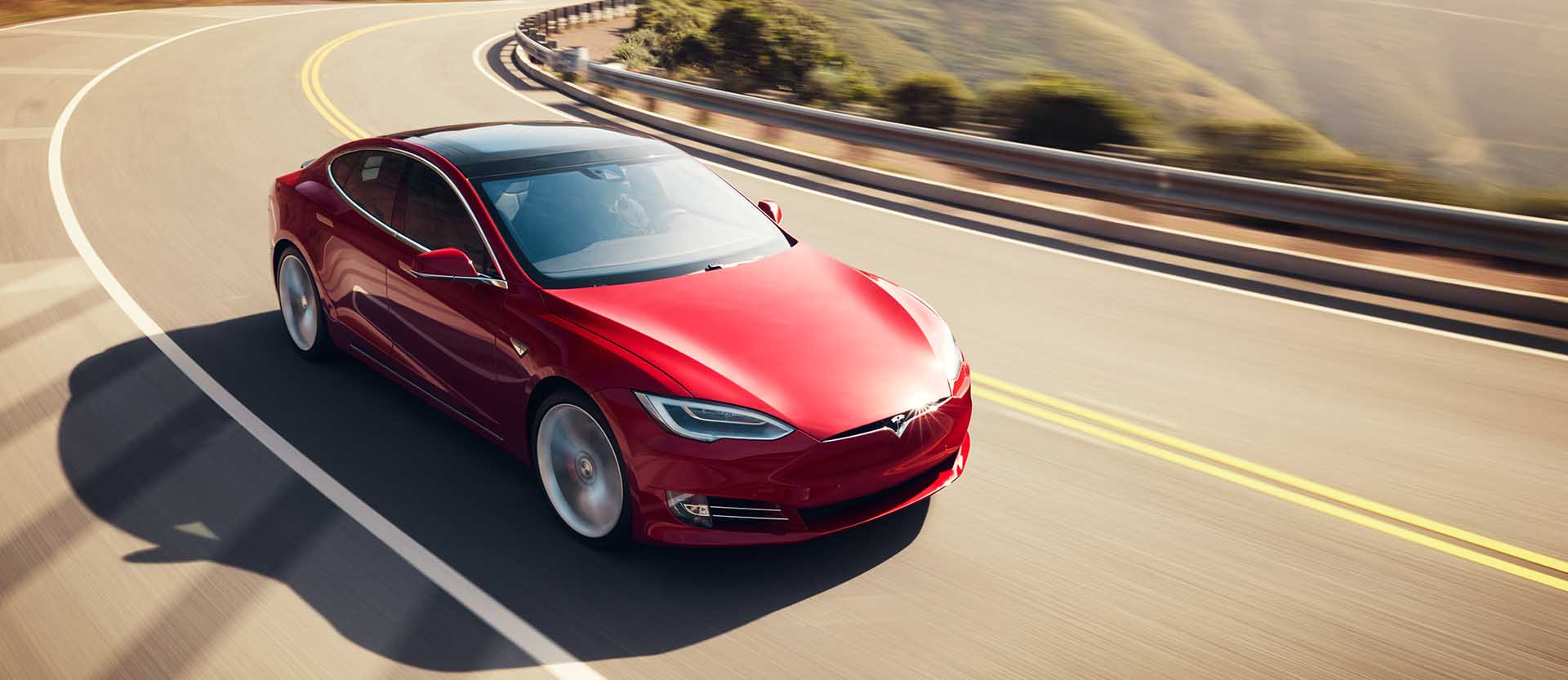 Tesla improves Model S, Model X acceleration with Cheetah Stance mode
