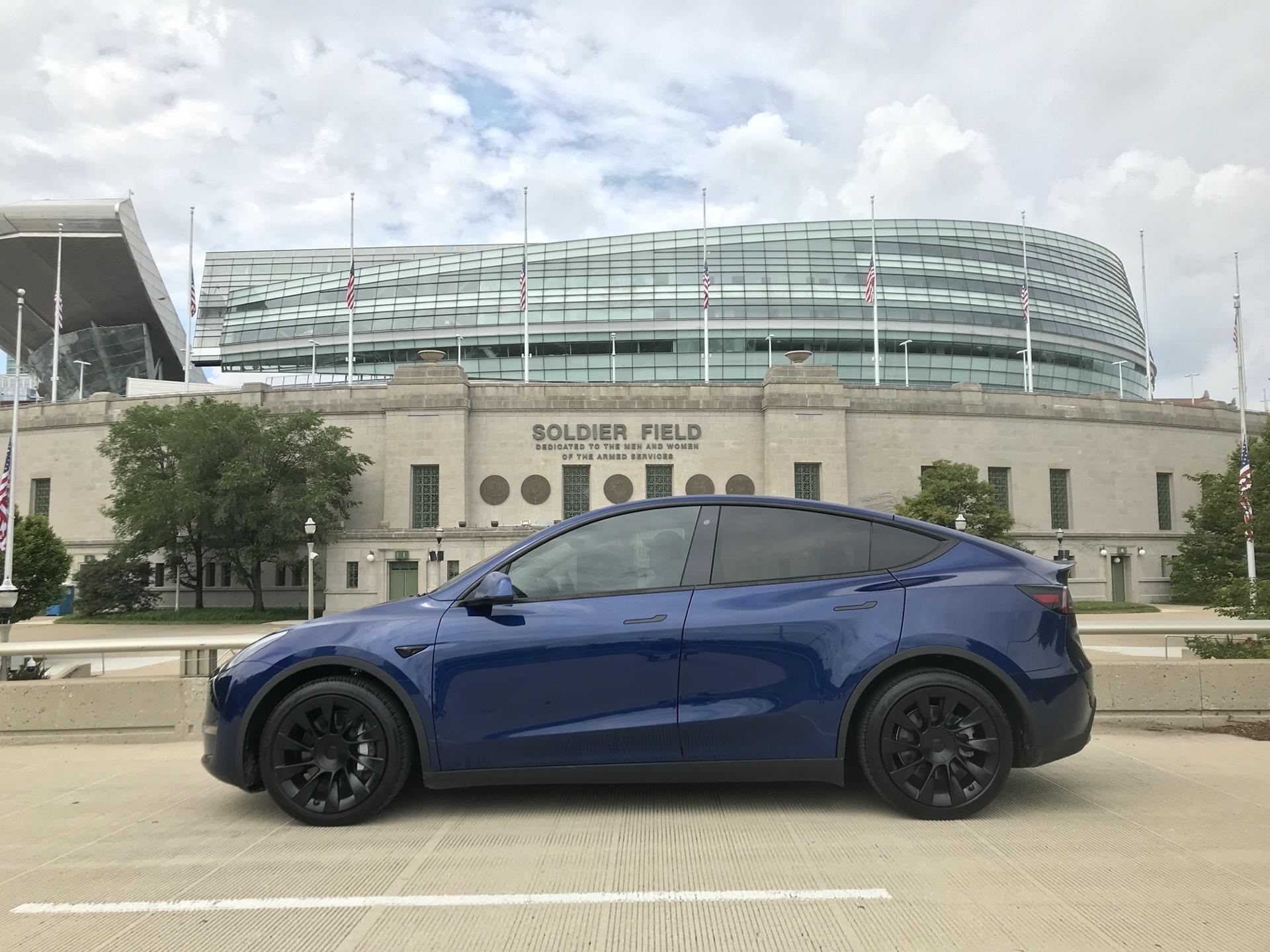 2020 Tesla Model Y driven, electric trucks get a boost ...