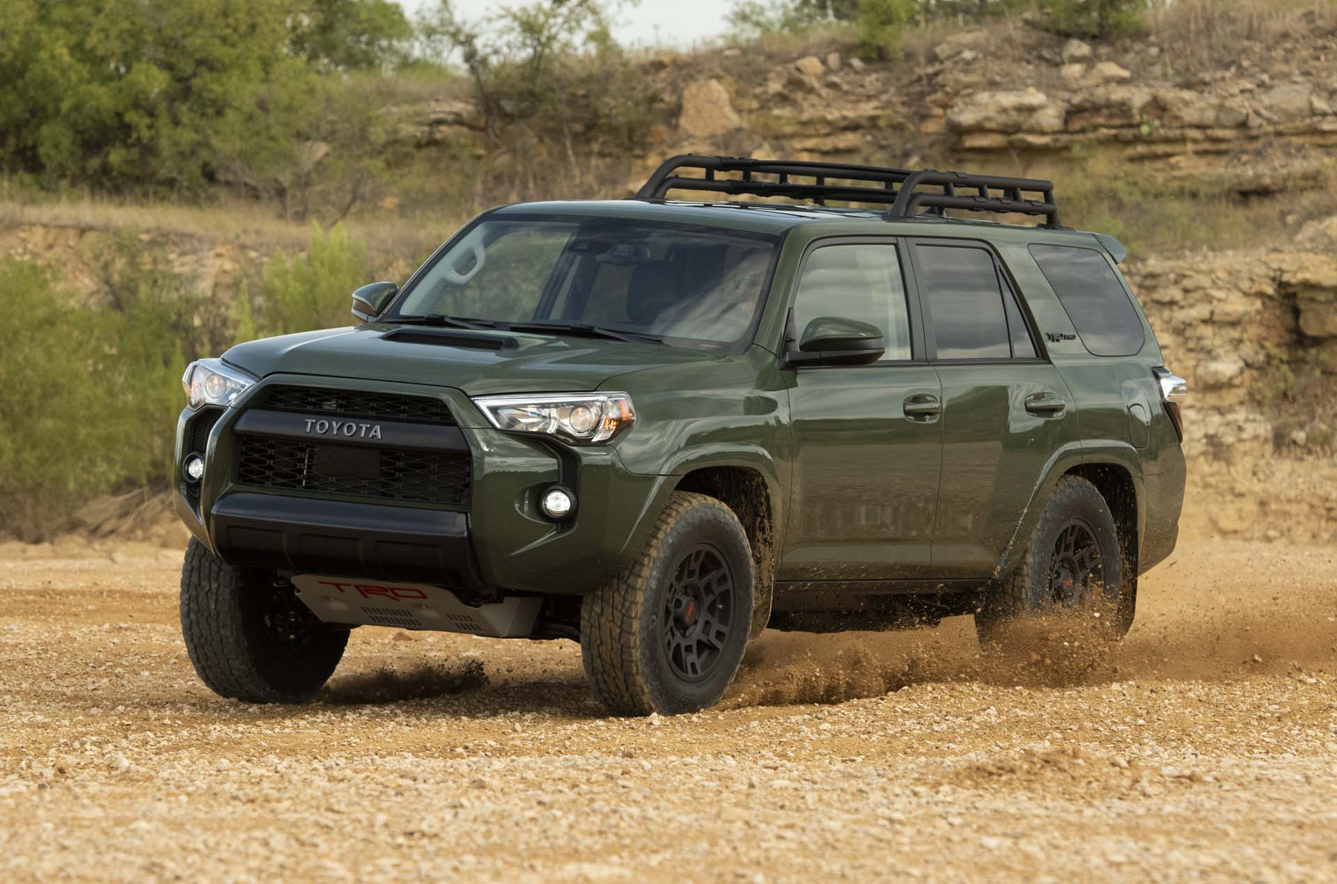 2020 Toyota Tacoma Vs 2020 Toyota 4runner Compare Utility Vehicles