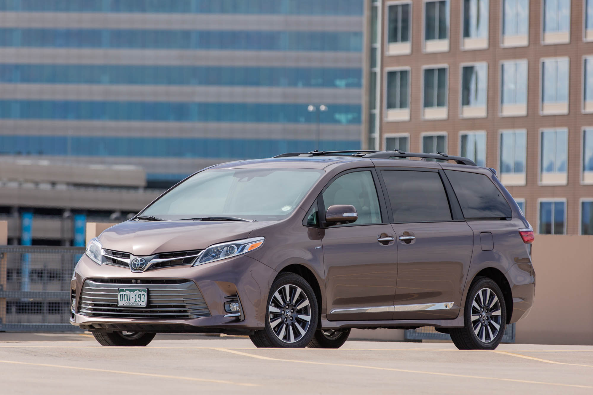 2020 toyota sienna review ratings specs prices and photos the car connection the car connection