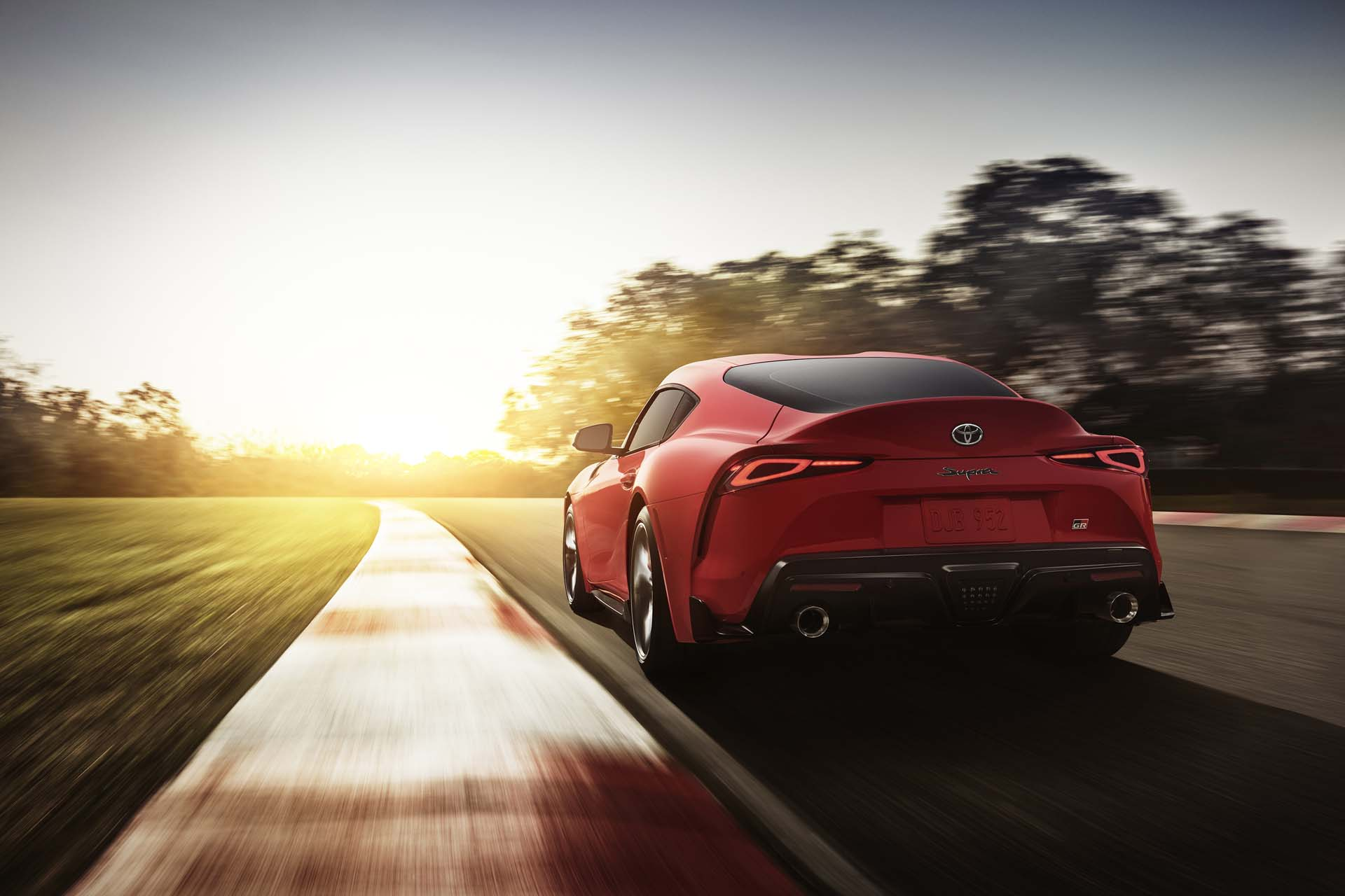 Toyota Supra Chief Engineer Thinks Car Is Good For 7 40 Nürburgring Lap Time